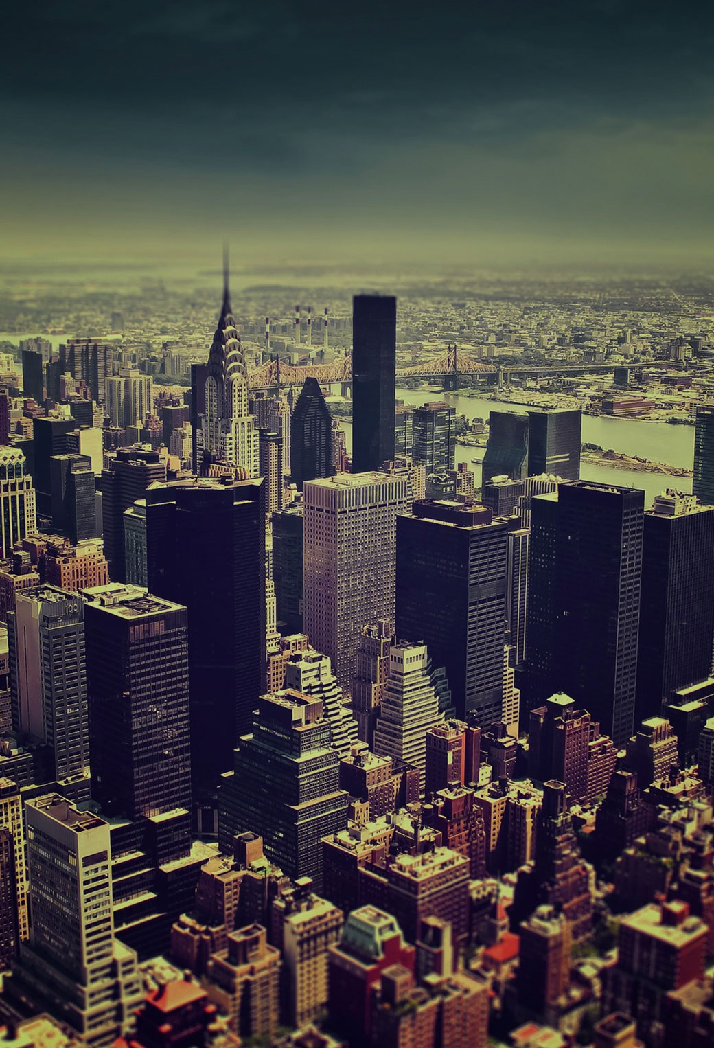 New York Sepia Wallpaper For Iphone X 8 7 6 Free Download On