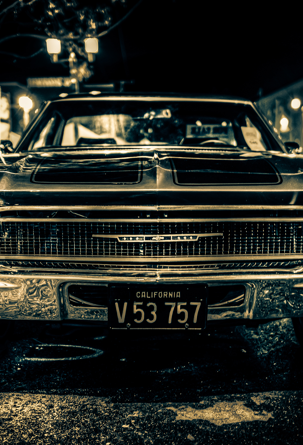 Vintage Chevrolet California Wallpaper For Iphone X 8 7 6 Free