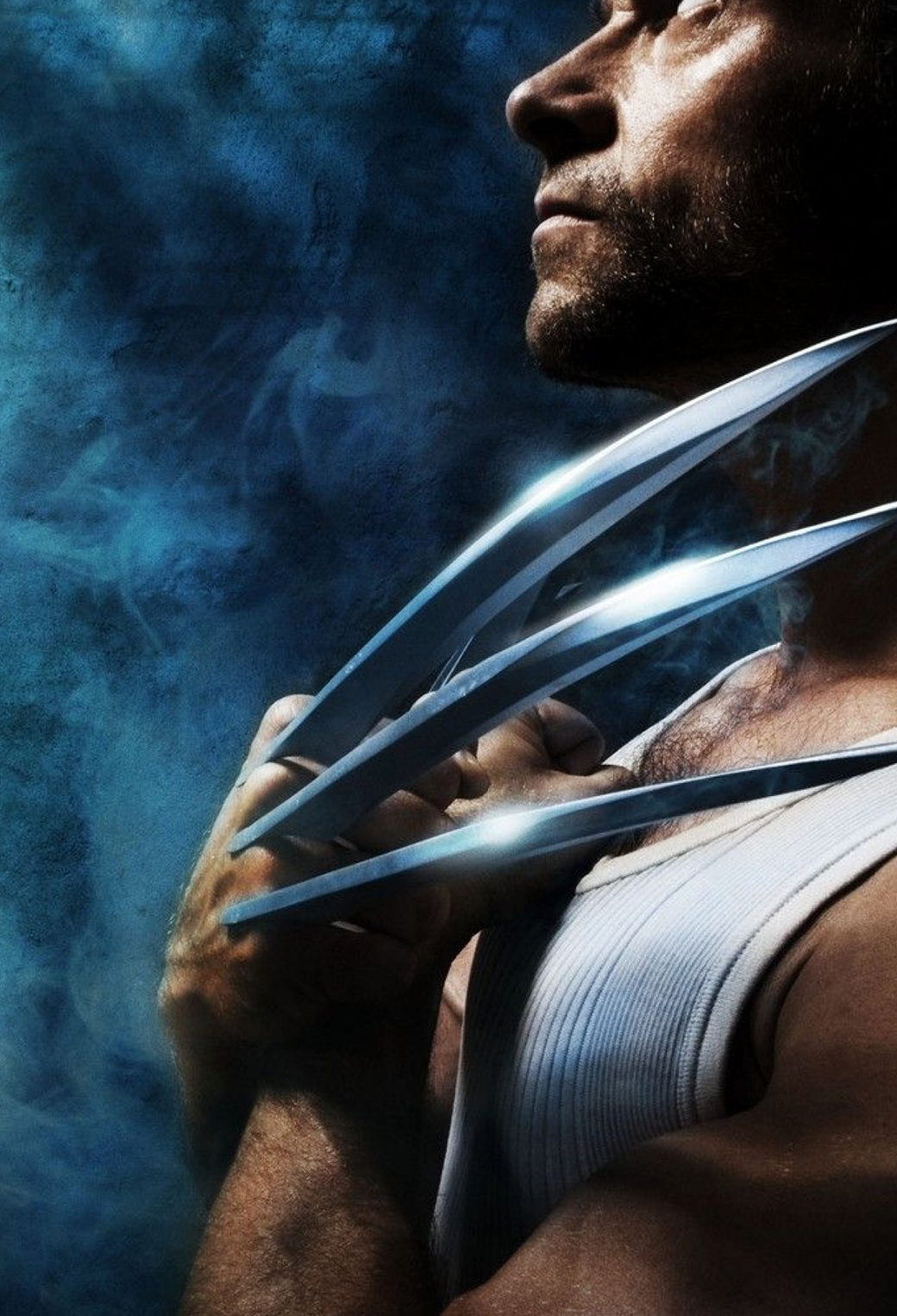 Wolverine 3Wallpapers iPhone Parallax Wolverine