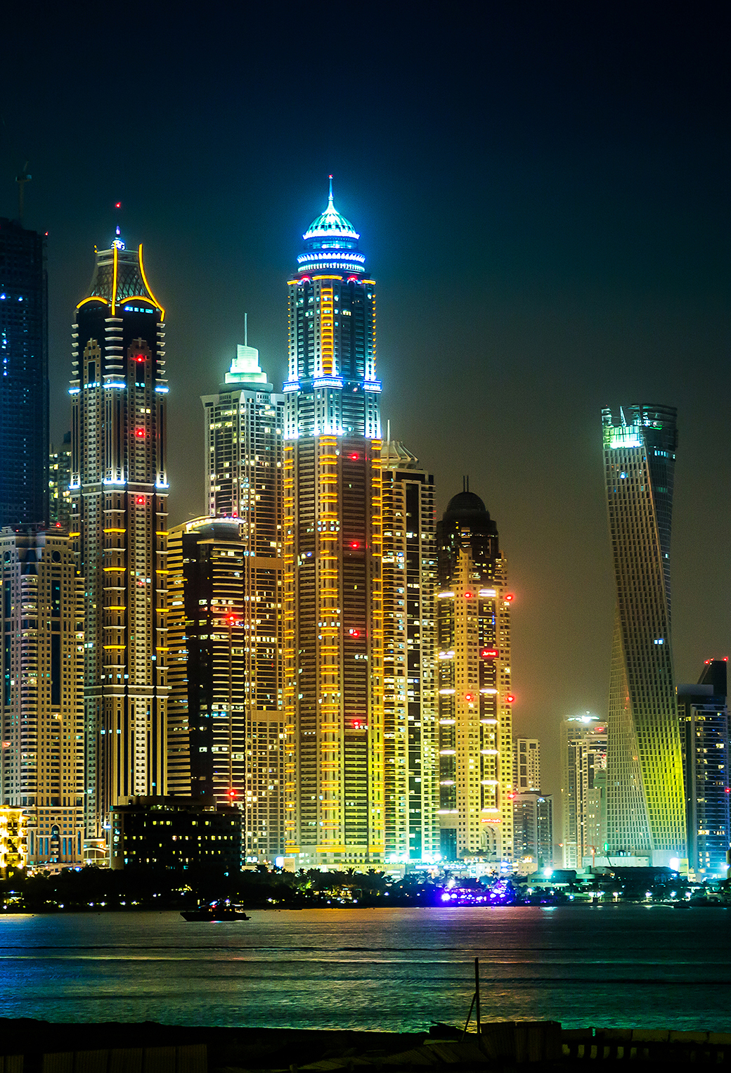 Dubai Wallpaper For Iphone X 8 7 6 Free Download On