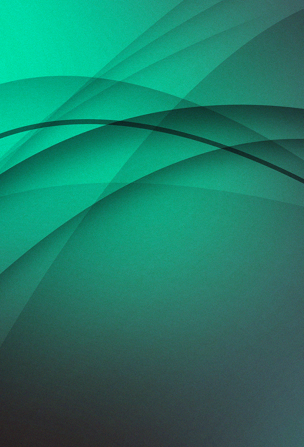 Green Curves 3Wallpapers iphone Parallax Green Curves