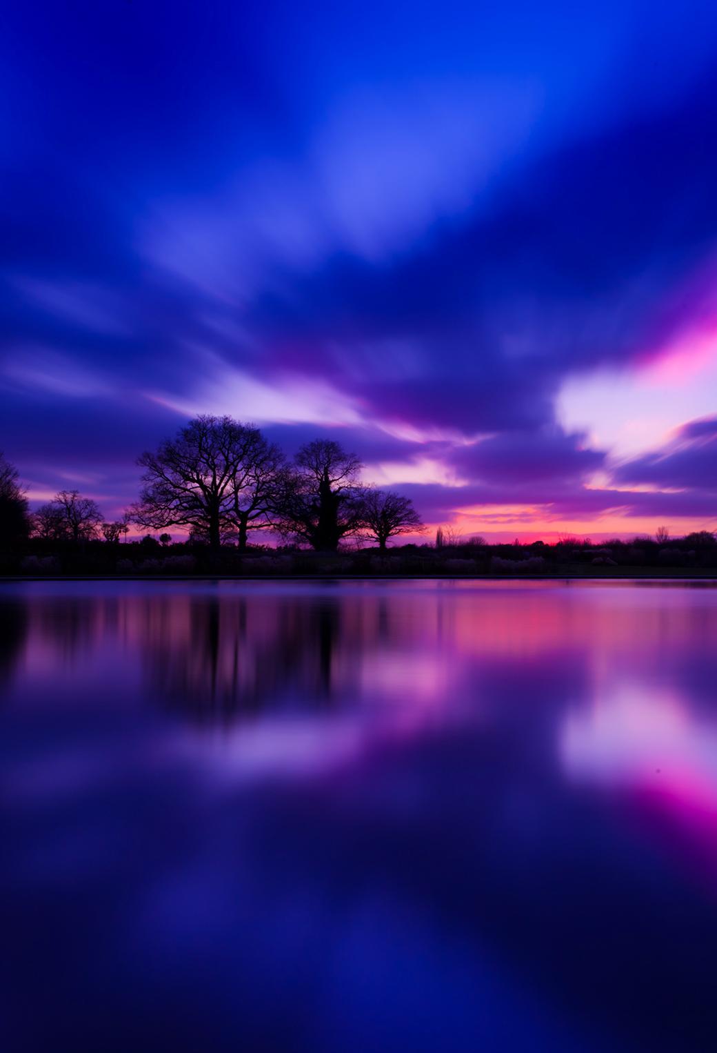 Beautiful Sky 3Wallpapers iPhone Parallax Beautiful Sky