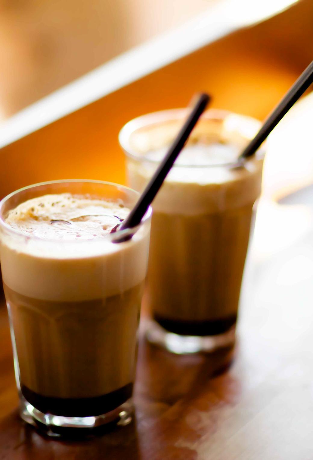 Cofee Mocha 3Wallpapers iPhone Parallax Cofee Mocha