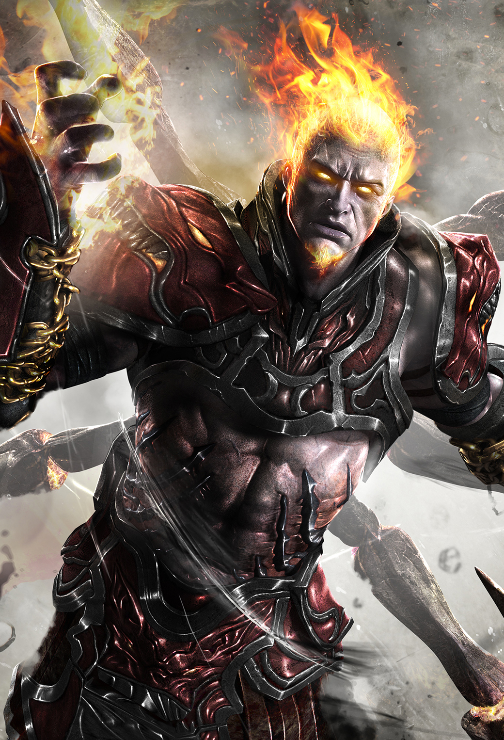 God of War 3Wallpapers iPhone Parallax God of War
