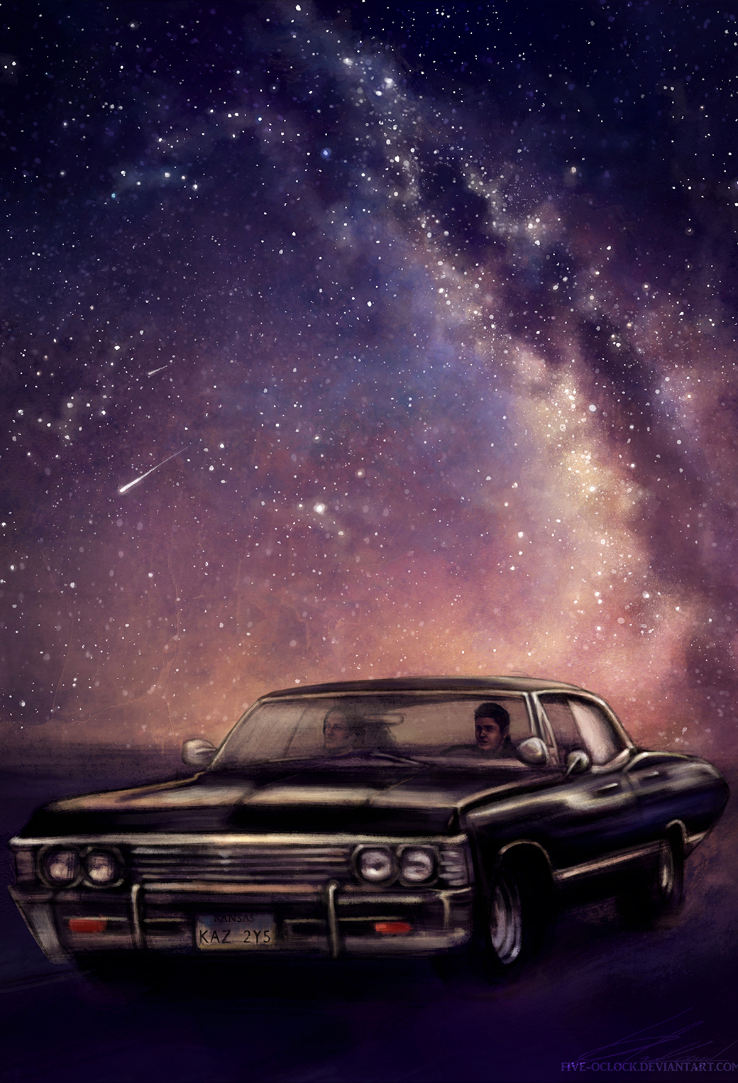 In The Light Supernatural Wallpaper For Iphone X 8 7 6