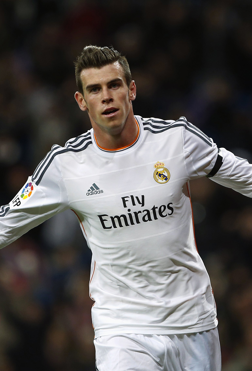 Gareth Bale Real Madrid 3Wallpapers Iphone Parallax Gareth Bale   Real Madrid