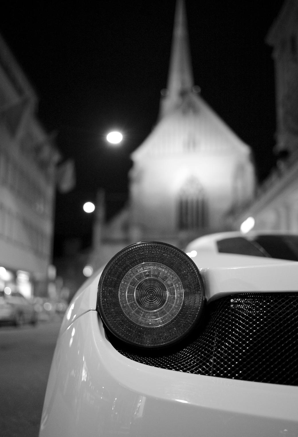 Street photography Ferrari 3Wallpapers iPhone Parallax Street photography Ferrari
