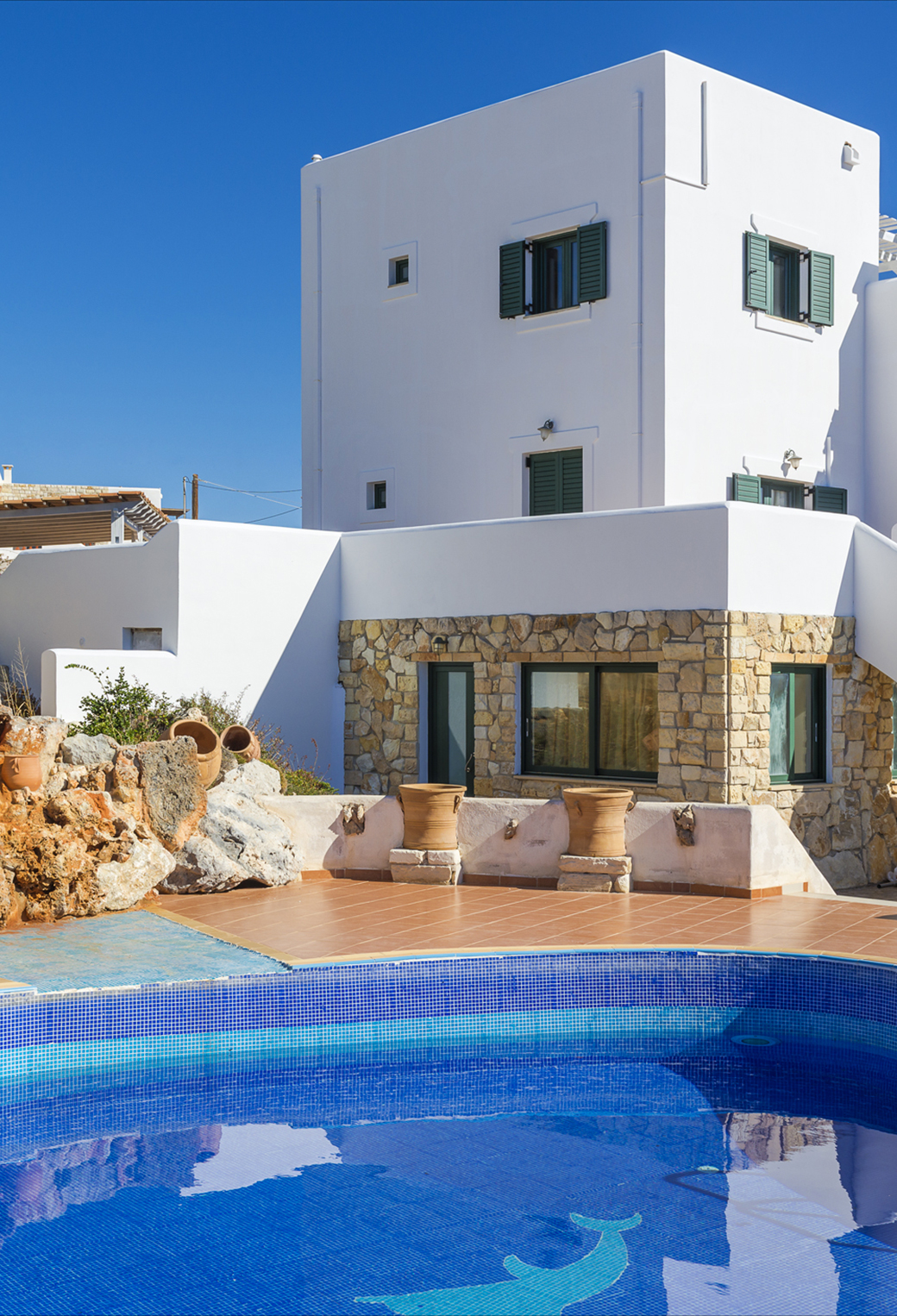 Villa Faidra Chania Crete 3Wallpapers iPhone parallax Villa Faidra Chania Crete