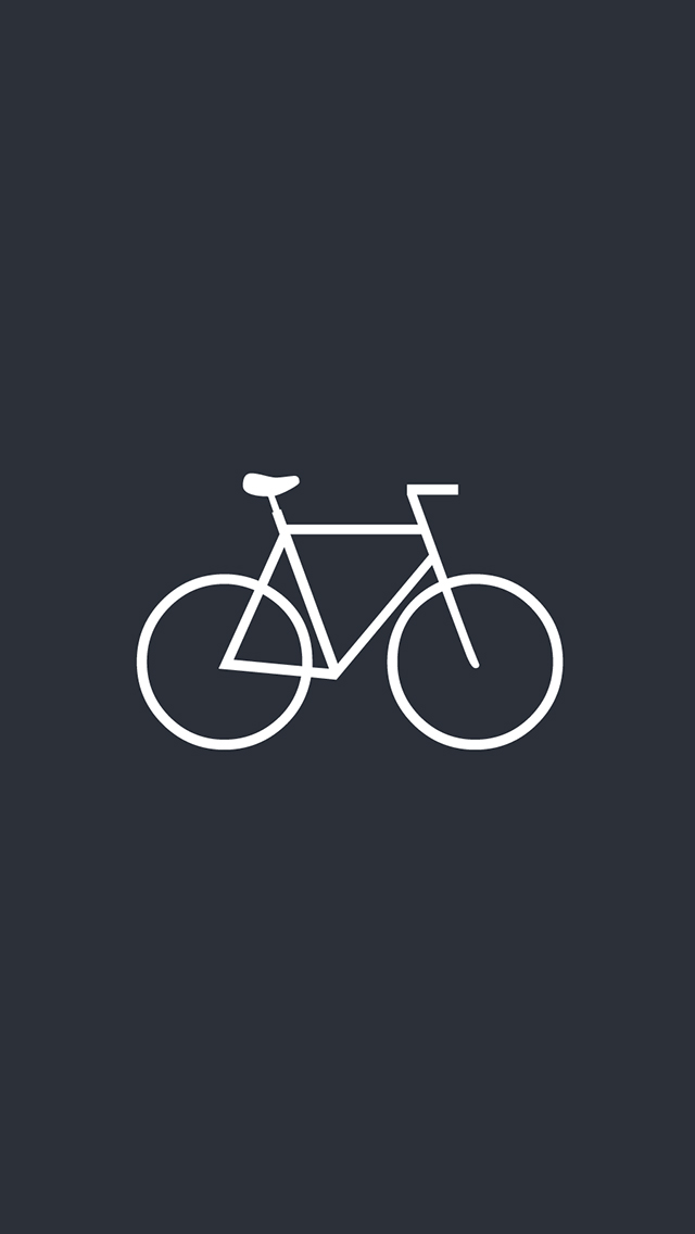 Biker 3Wallpapers iPhone Parallax Biker