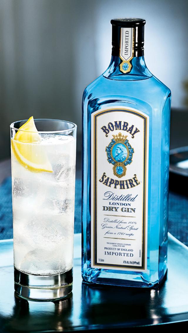 IMG 3605 Bombay Sapphire Gin