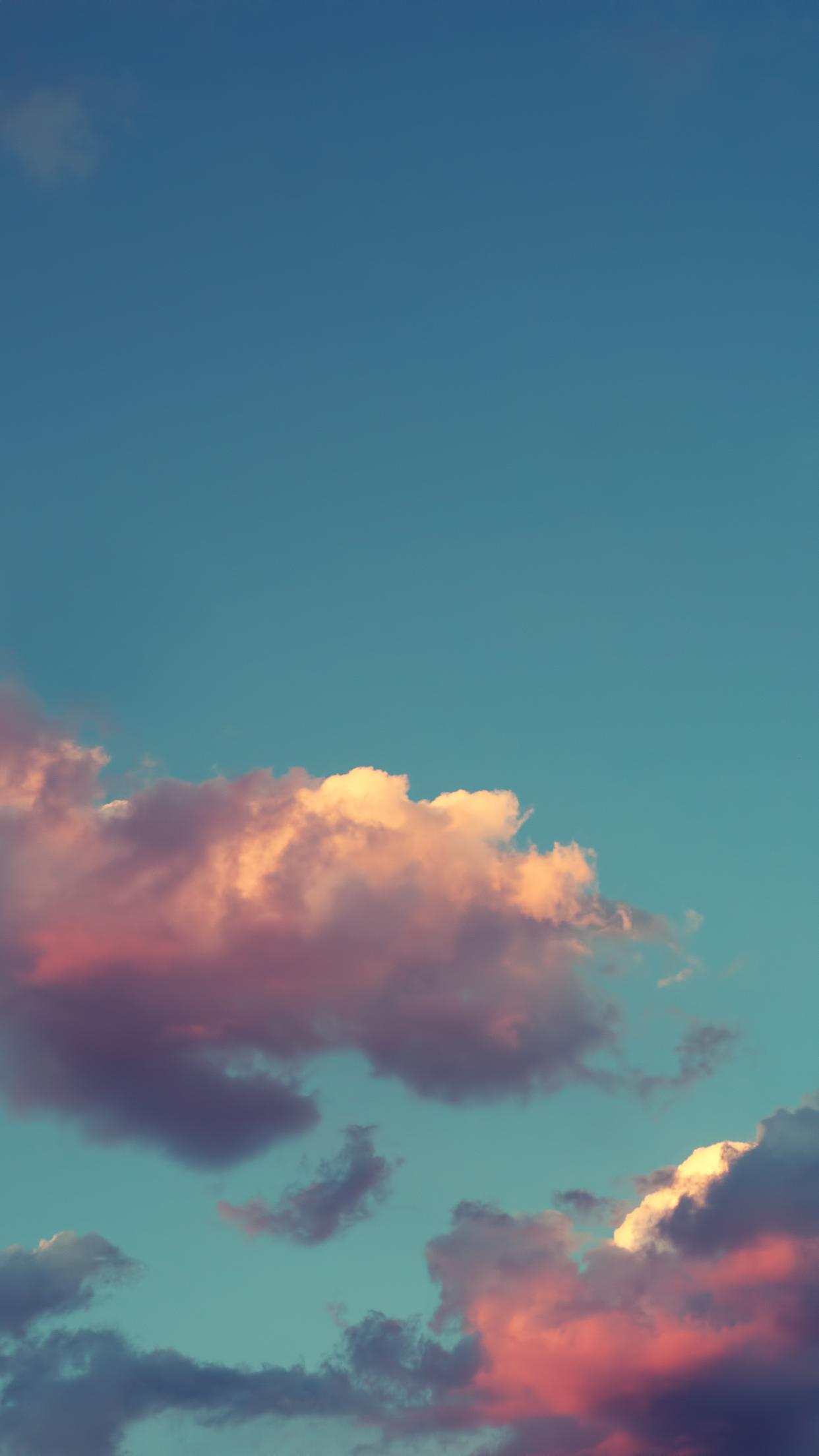 Solefield iPhone 6 sunsetclouds1plus Sunset Clouds