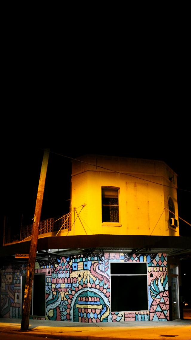 Street Art Shop 3Wallpapers IPhone Parallax
