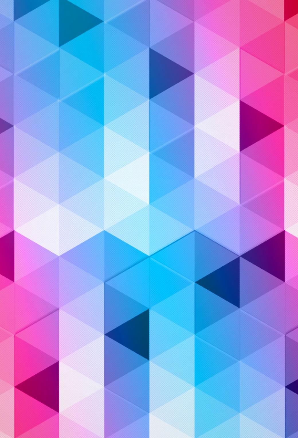 to wallpaper triangles design - photo #2