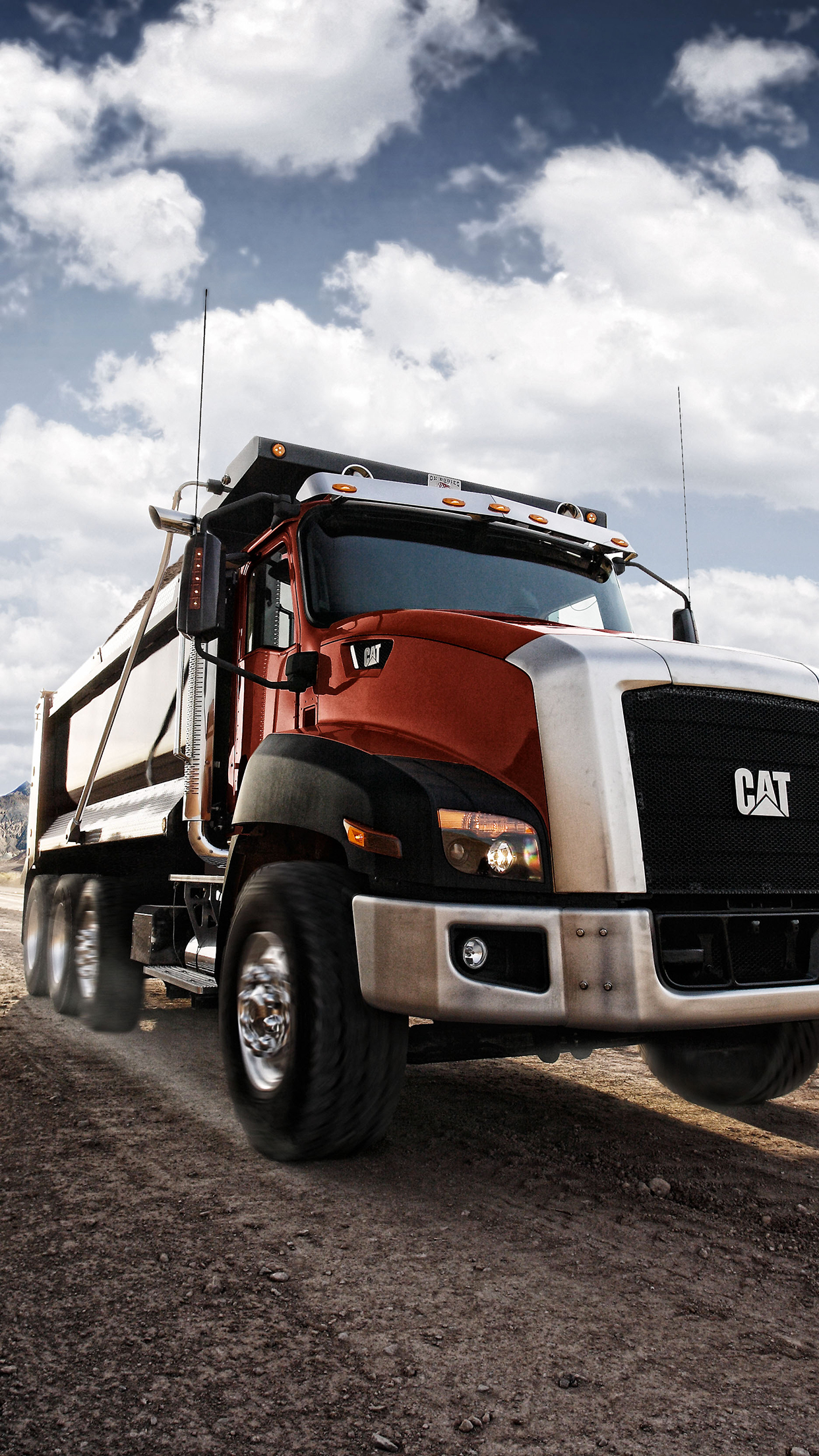 Cat Truck 3Wallpapers iphone Parallax Cat Truck