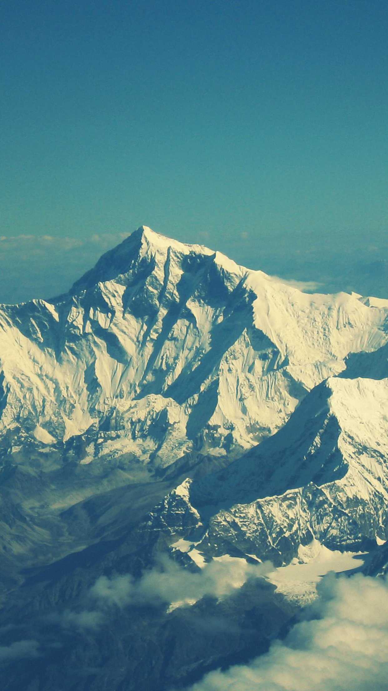 Everest 3Wallpapers iPhone Parallax Everest