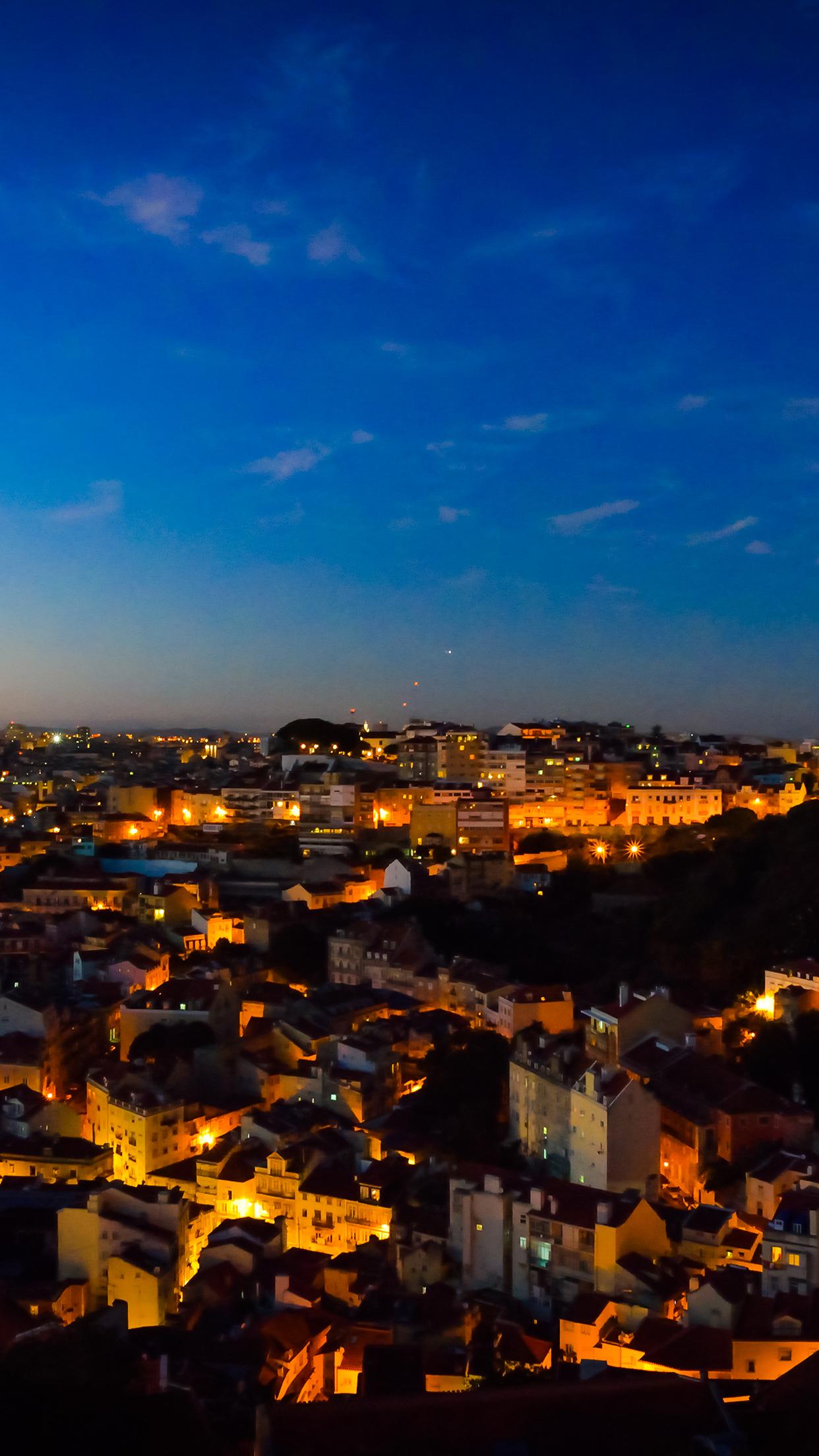 Lisboa Portugal 3Wallpapers iPhone parallax Lisboa Portugal