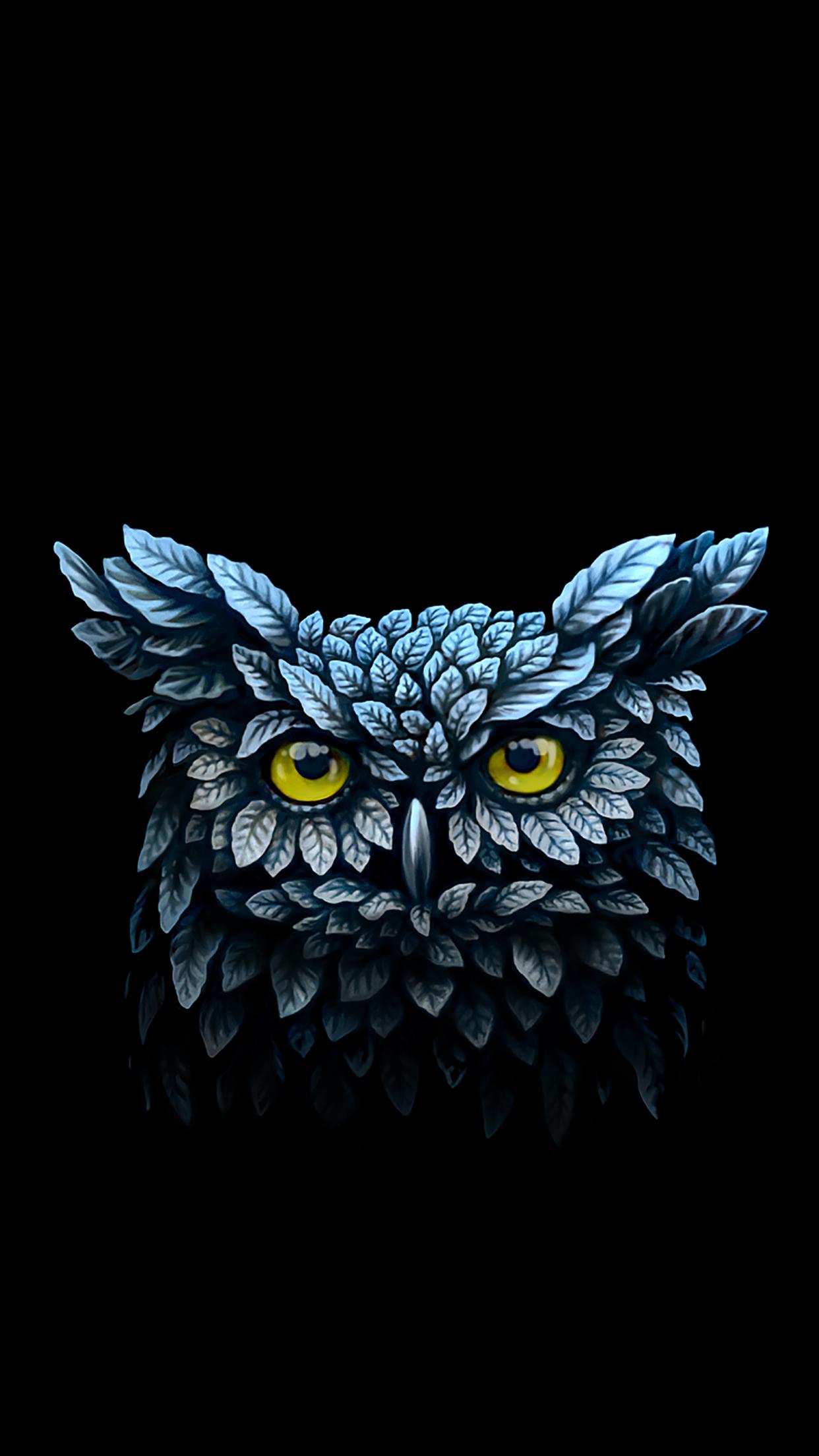 M Logo Wallpaper Mobile Owl Wallpaper f...