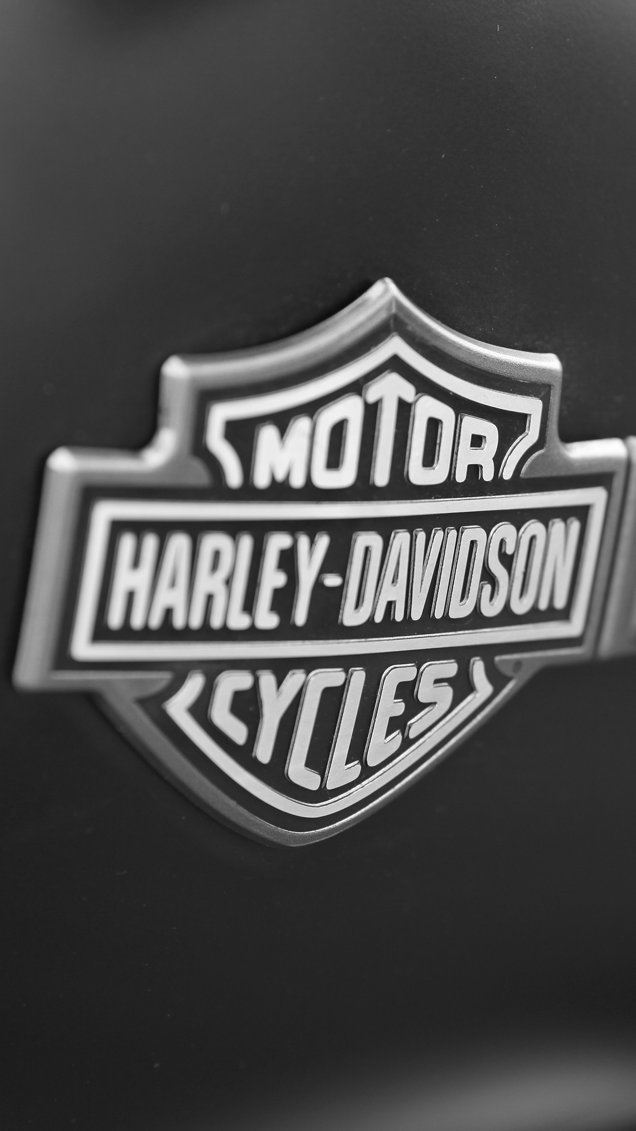 harley davidson logo wallpaper for iphone x 8 7 6