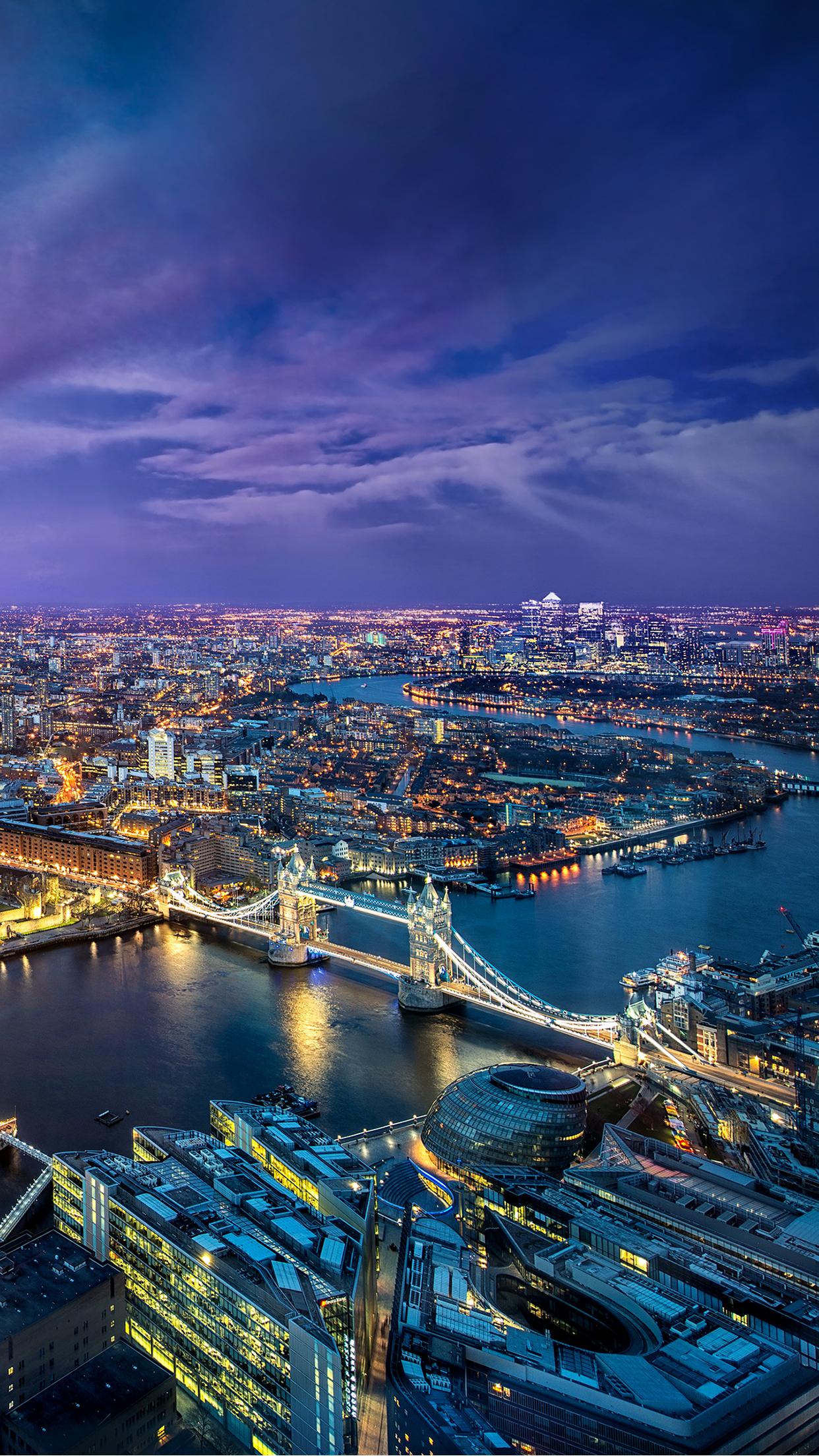 London iPhone 3Wallpapers Parallax London