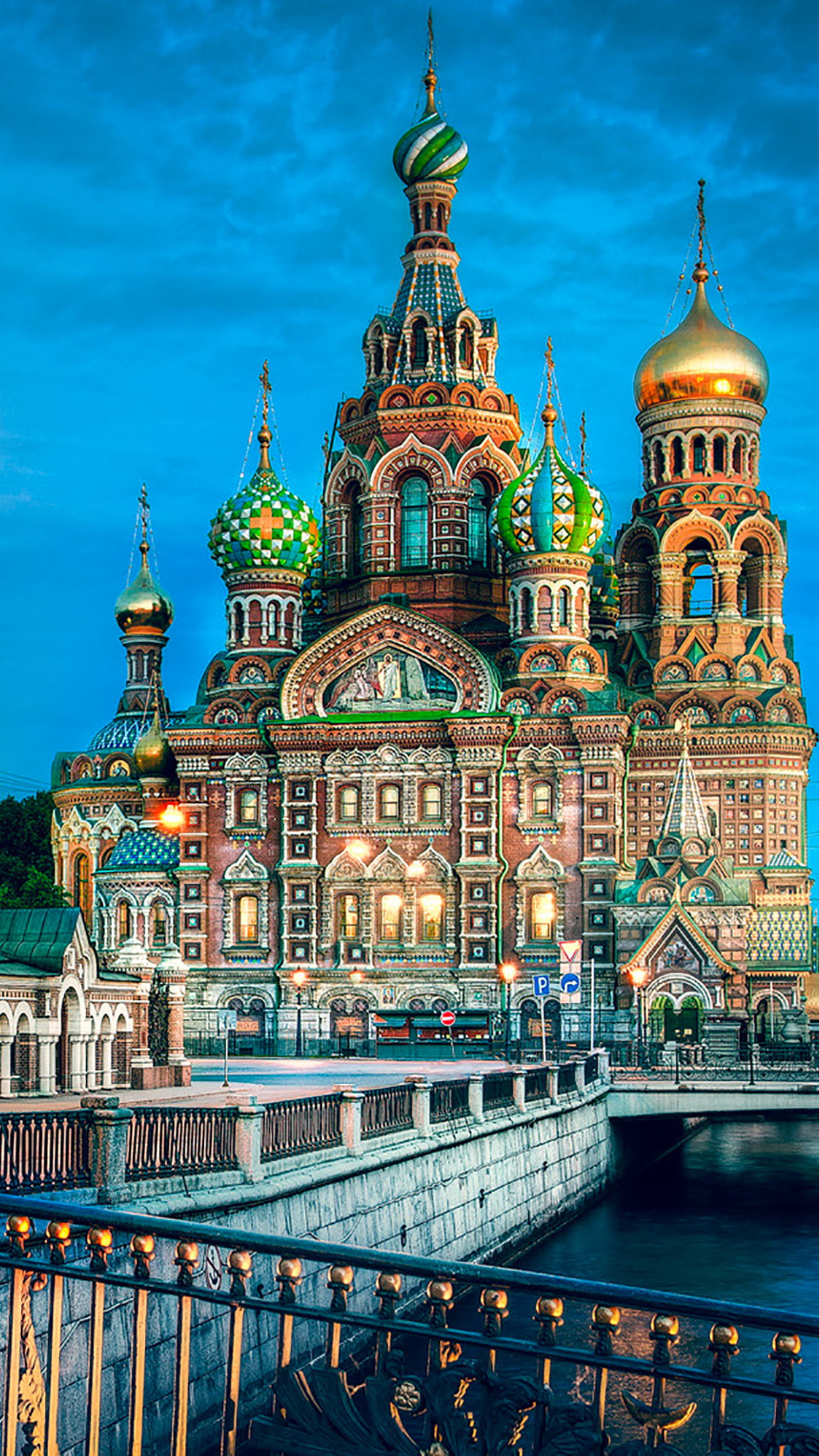 Russian Church Wallpaper For Iphone X 8 7 6 Free