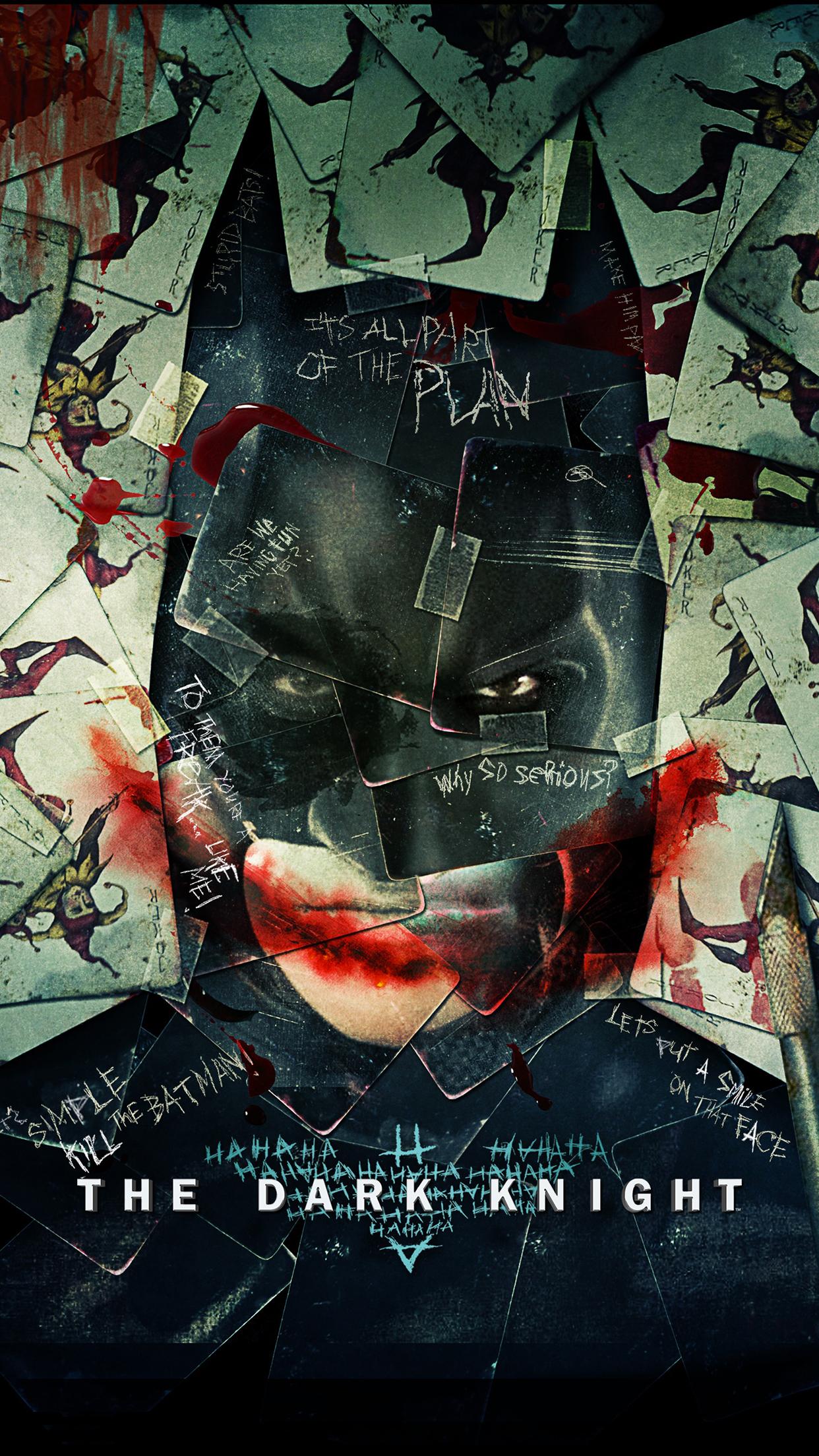 batman cover iPhone 3Wallpapers Parallax Batman cover