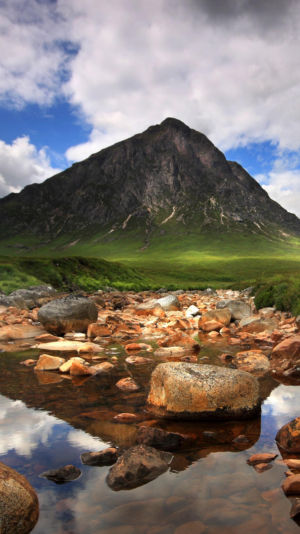 natural peak iPhone 3Wallpapers Parallax Natural peak