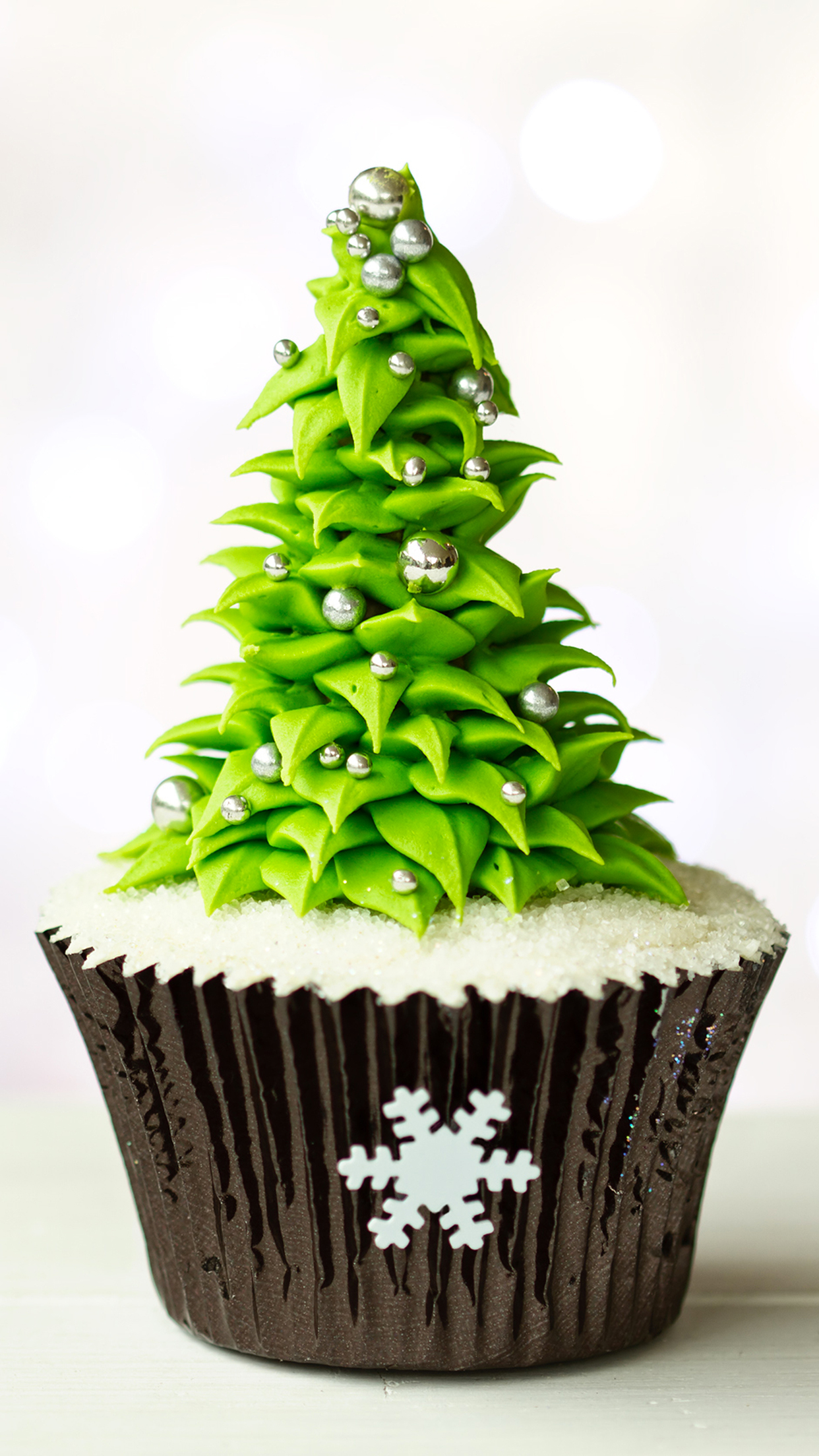 Cupcake Tree iPhone 3Wallpapers Parallax Cupcake Tree