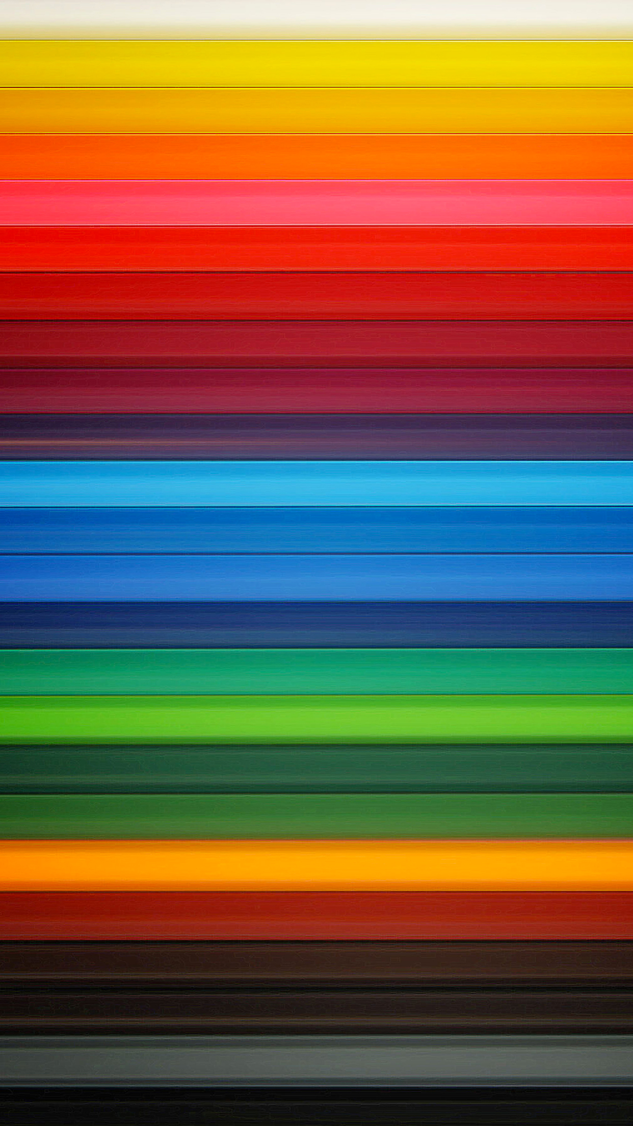 Abstract Colorful Lines iPhone 3Wallpapers Parallax Abstract Colorful Lines