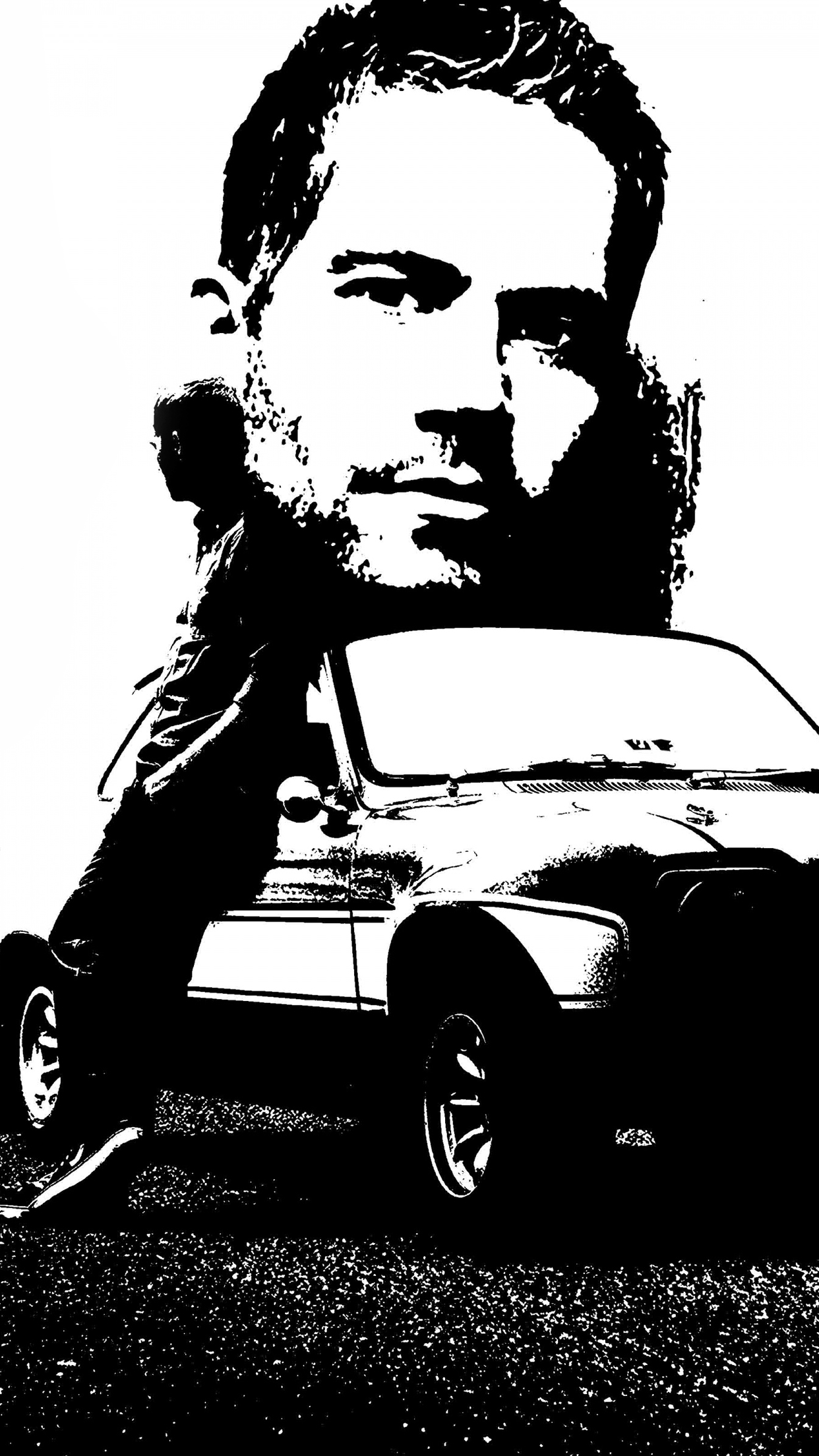 Fast Furious Paul Walker Wallpaper For Iphone 11 Pro Max X 8