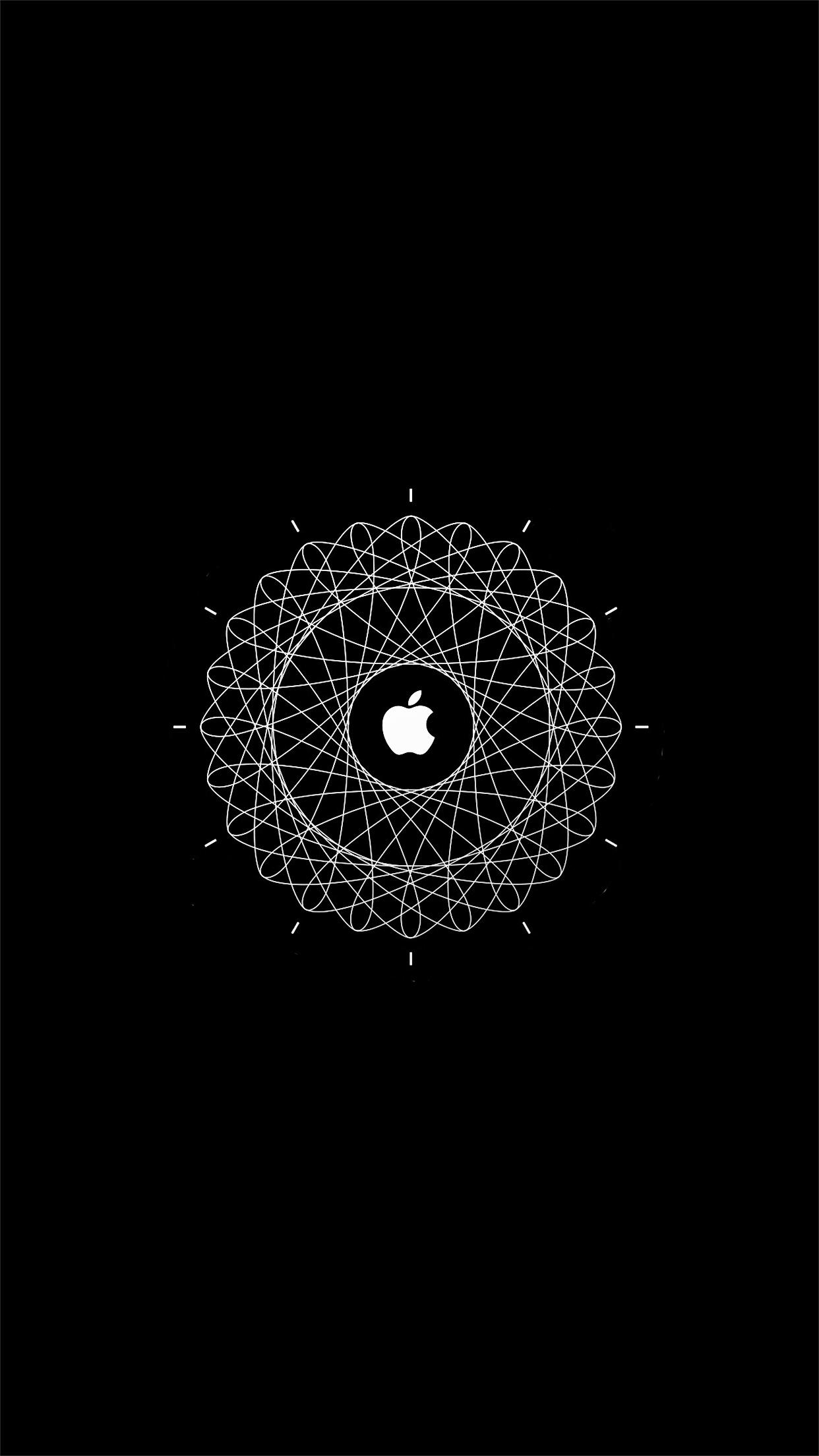 IanFuchs Apple Watch Animation 3 Wallpaper for iPhone X, 8 ...