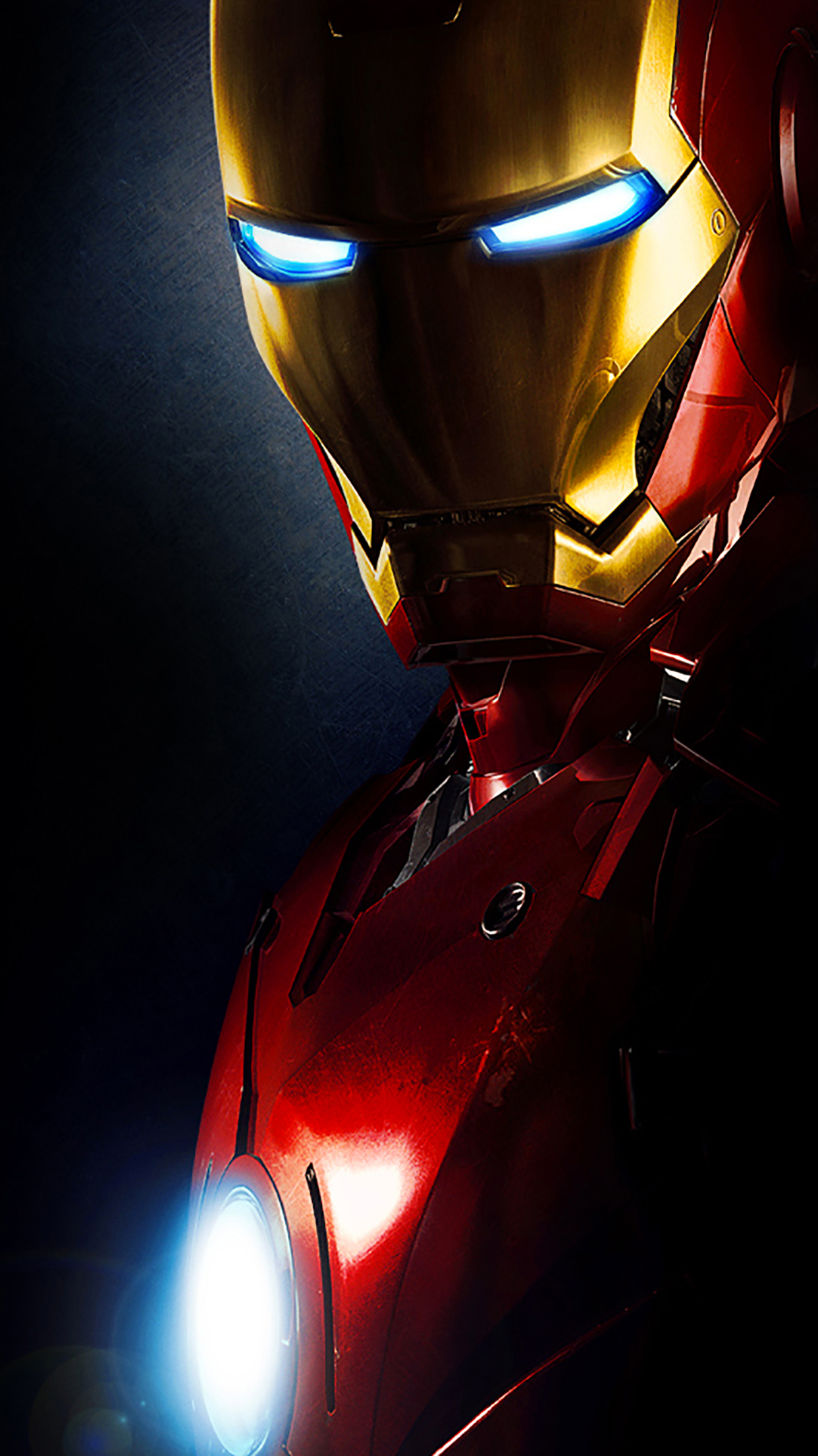 Iron Man Suit iPhone 3Wallpapers Parallax Les 3 Wallpapers iPhone du jour (19/05/2015)