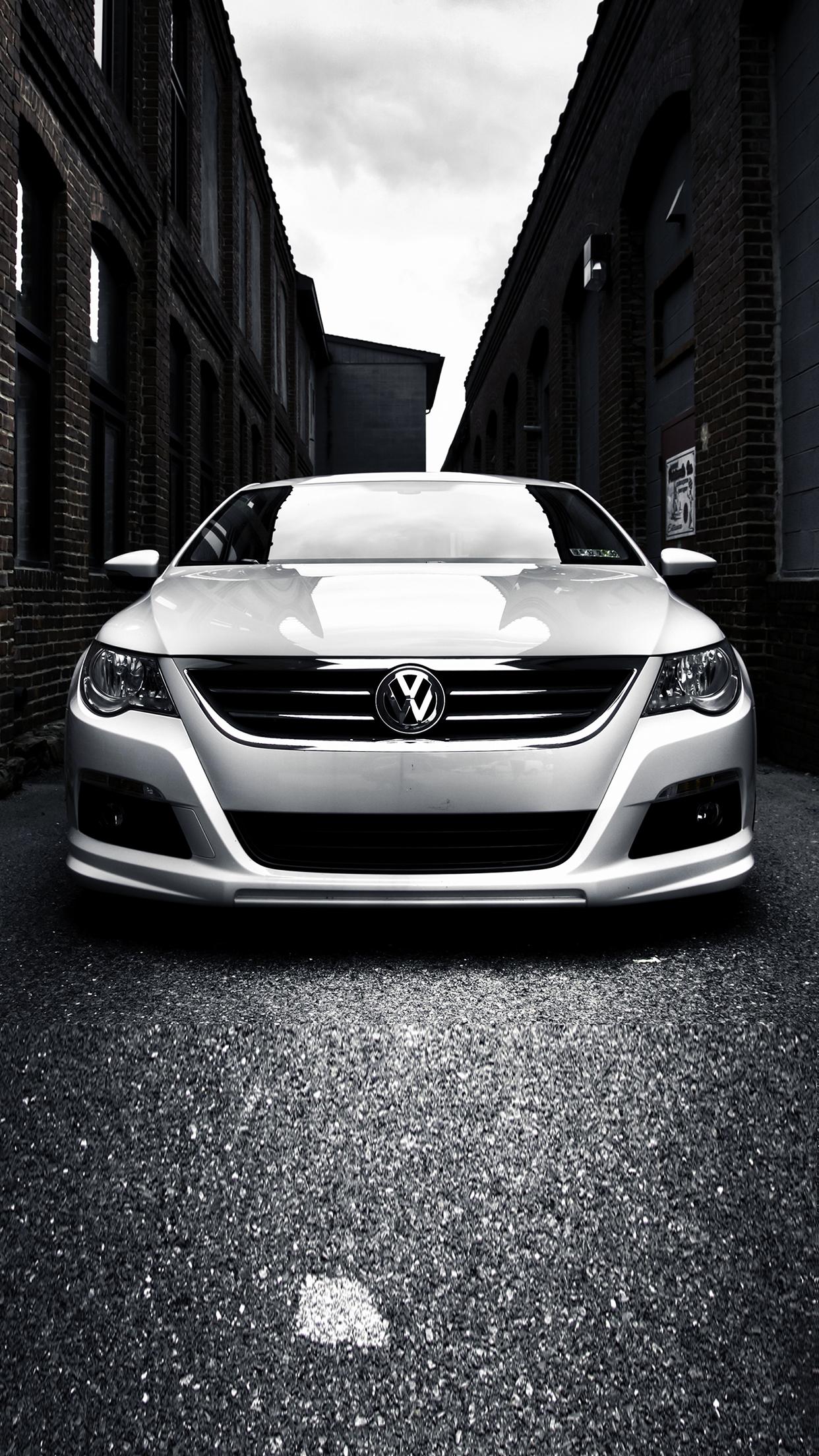 Volkswagen Passat cc iPhone Parallax 3Wallpapers Volkswagen Passat cc