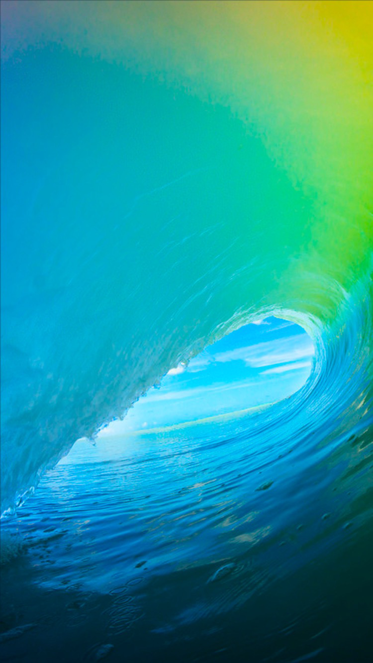 iOS9 3Wallpapers iPhone Parallax Les 3 Wallpapers iPhone du jour (15/06/2015)