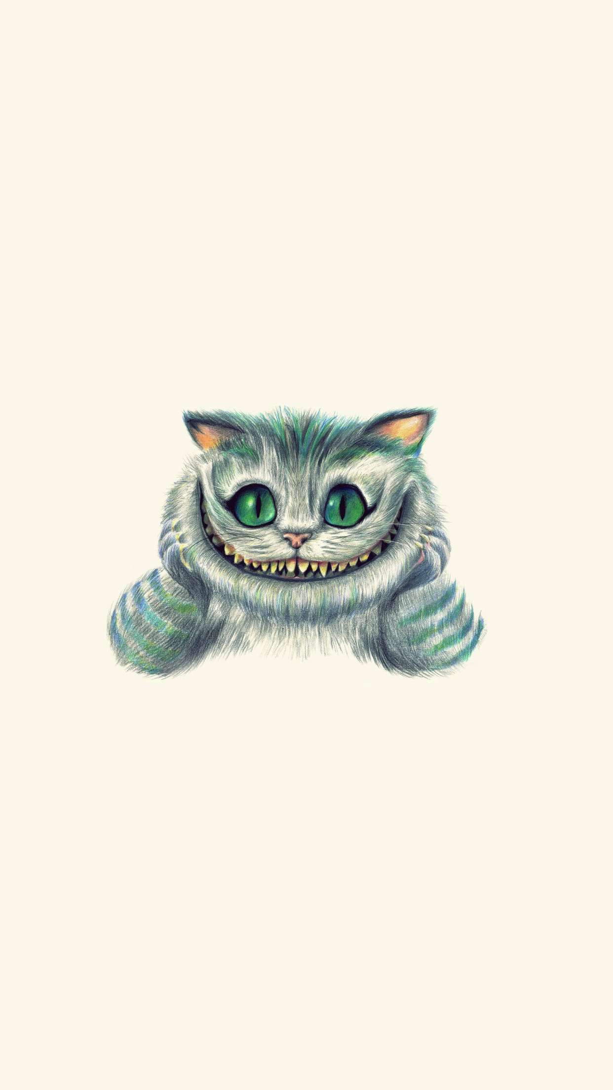 wallpaper hd iphone alice in wonderland cat free download