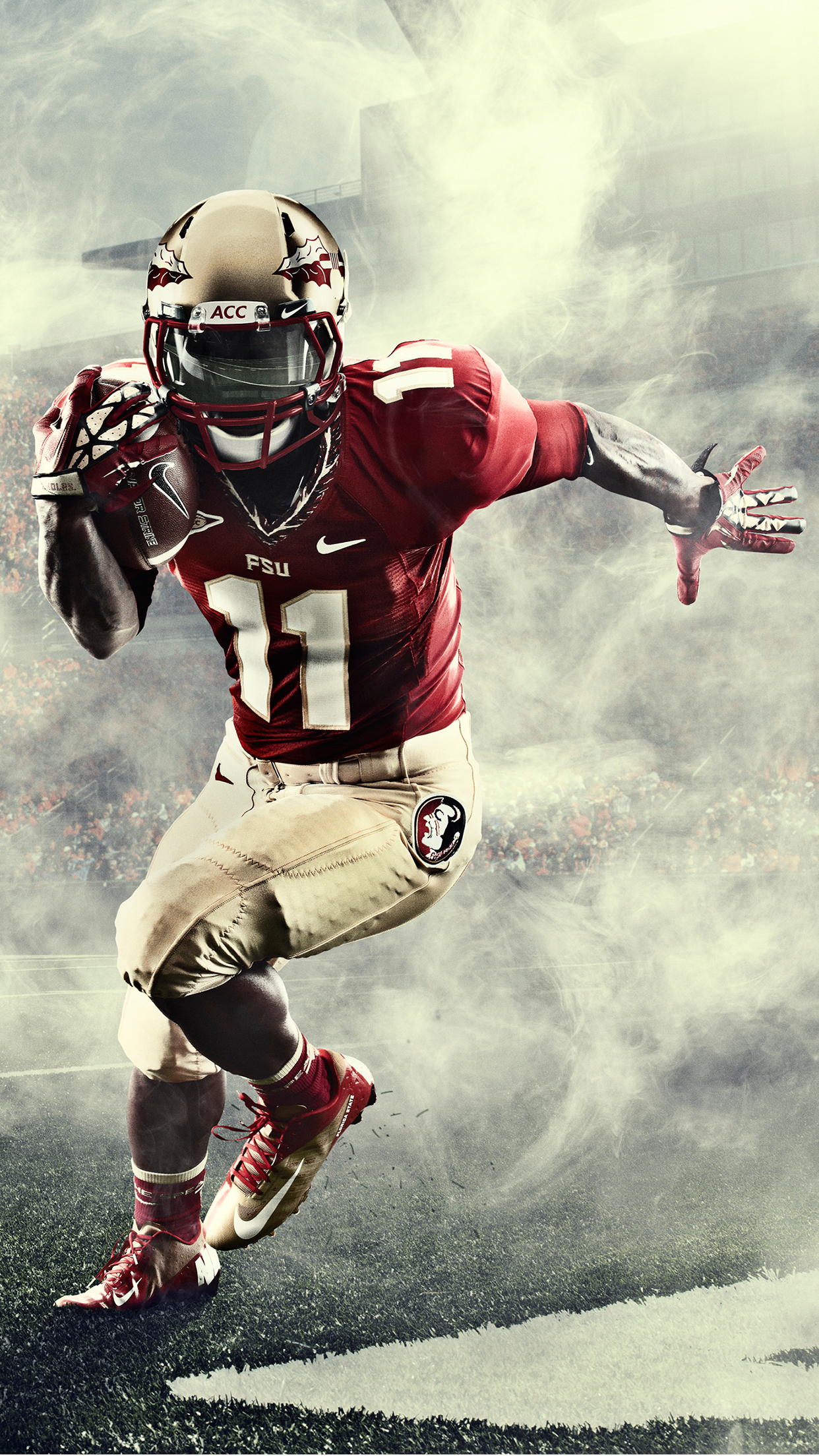 Nike american football wallpaper hd
