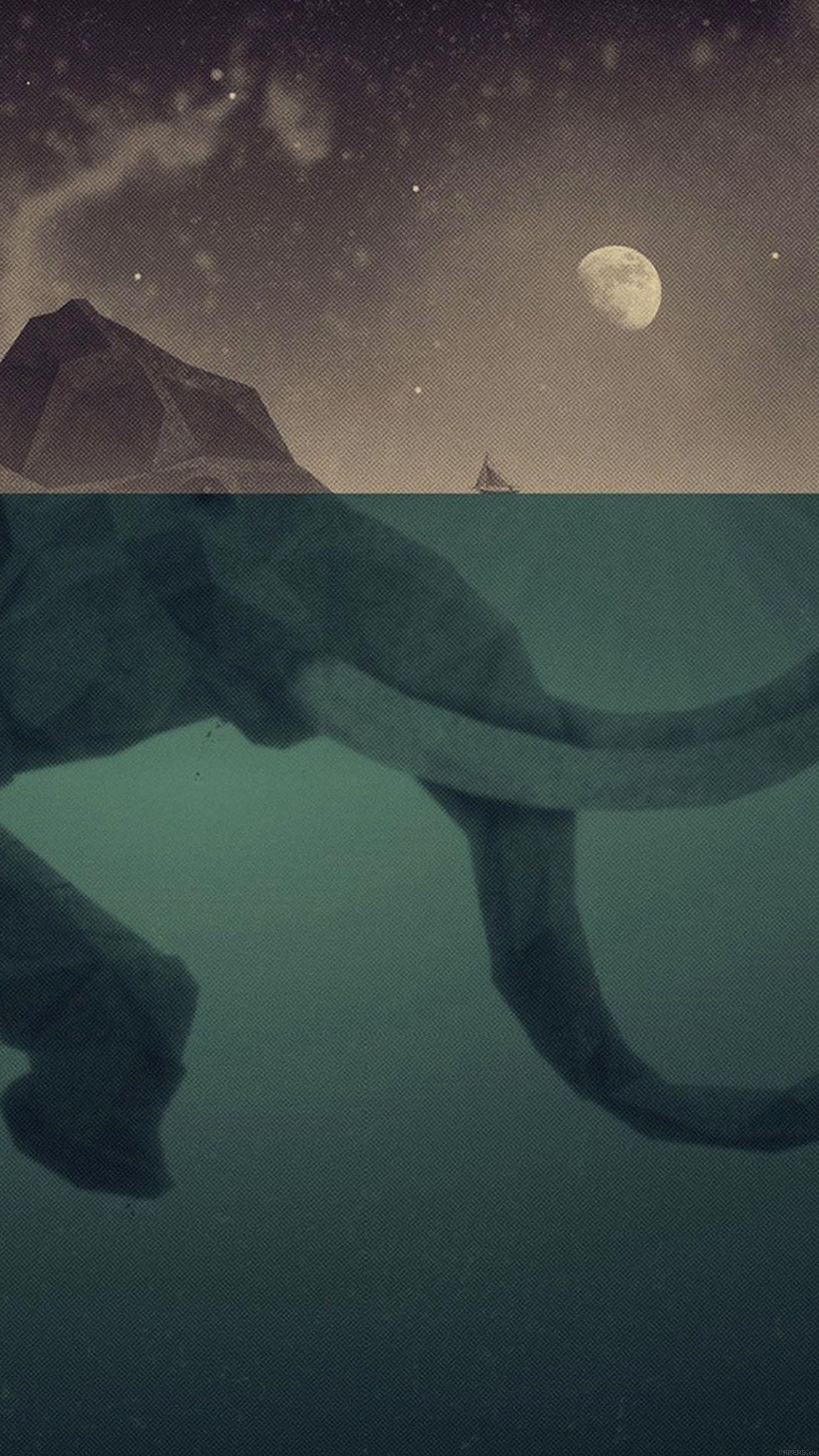 animal elephant 3Wallpapers iPhone Parallax Animal Elephant