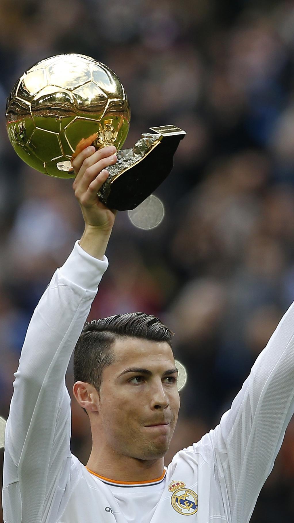cristiano ronaldo ballon d or Cristiano Ronaldo Ballon dor