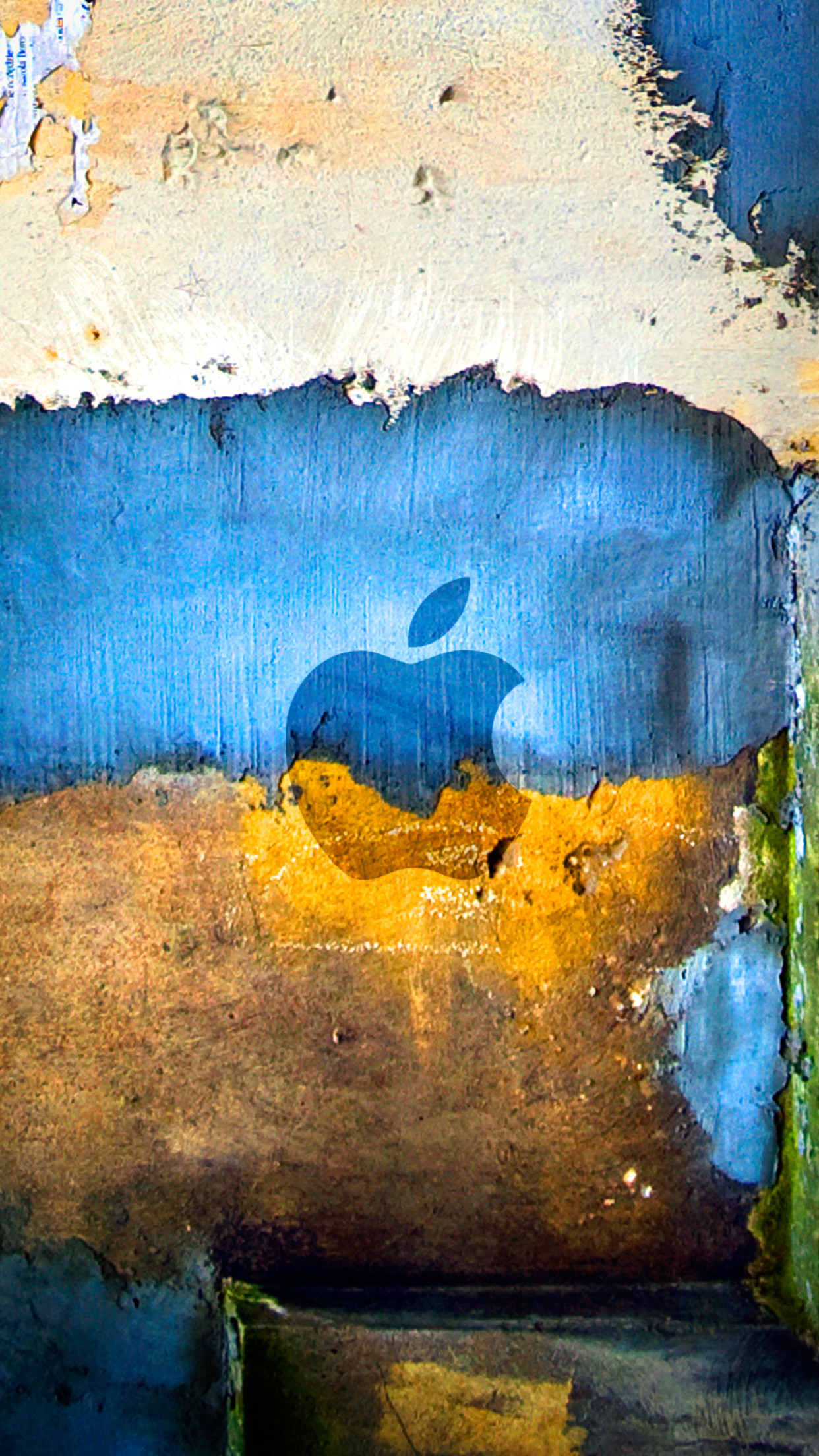 abstract apple 3Wallpapers iPhone Parallax Abstract Apple