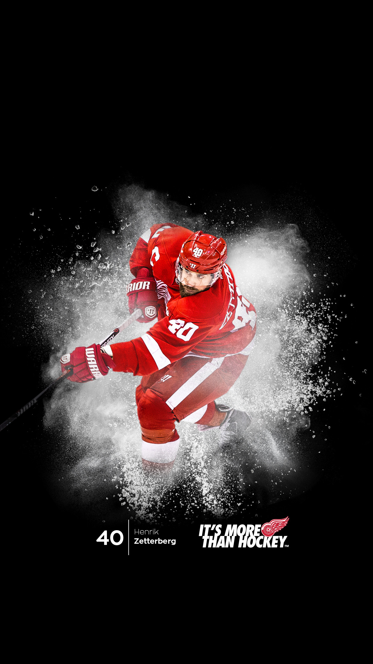 Hockey It S More Than Hockey Wallpaper For Iphone X 8 7 6 Free