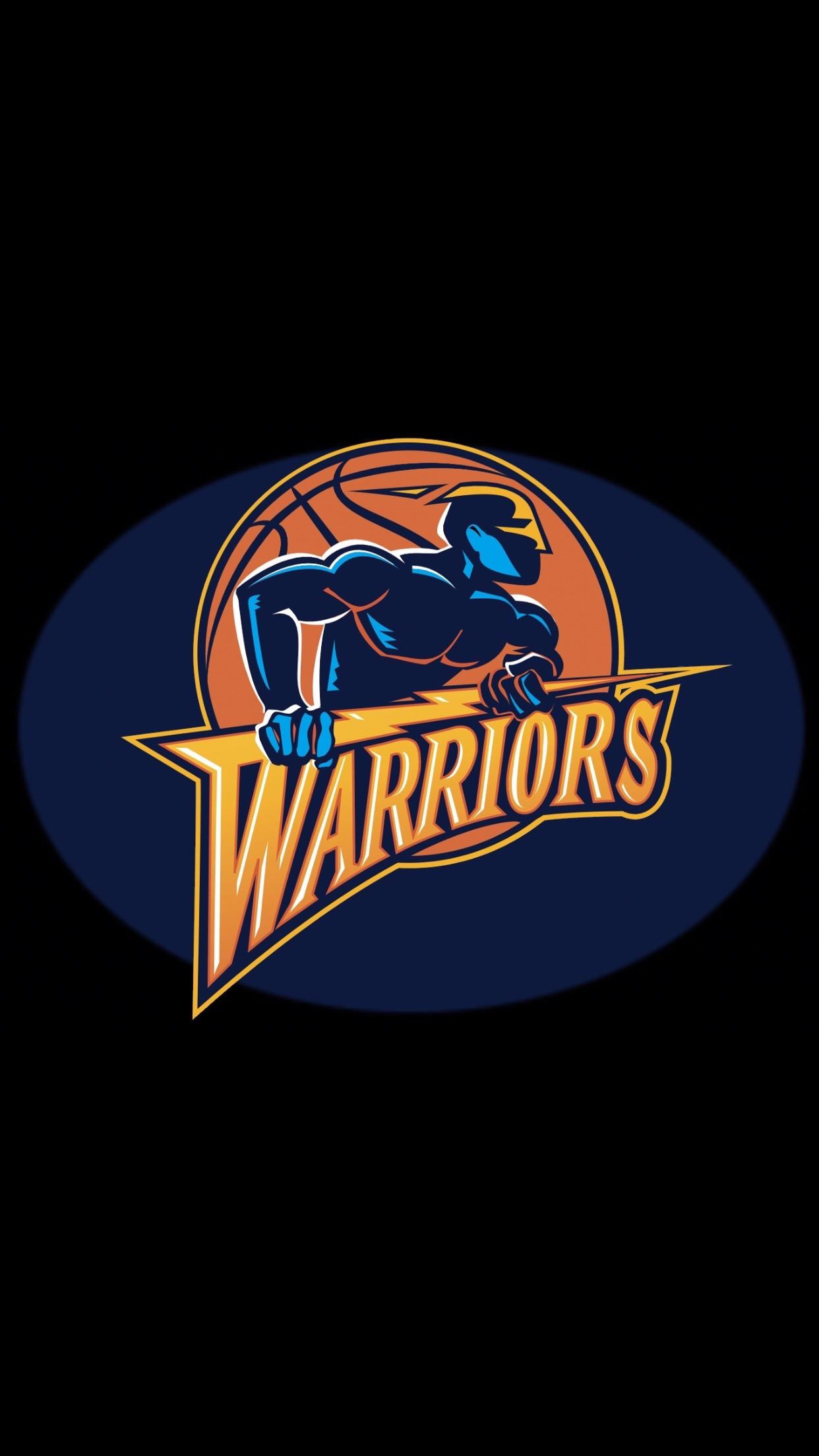 NBA Warriors Wallpaper for iPhone X, 8, 7, 6 - Free ...