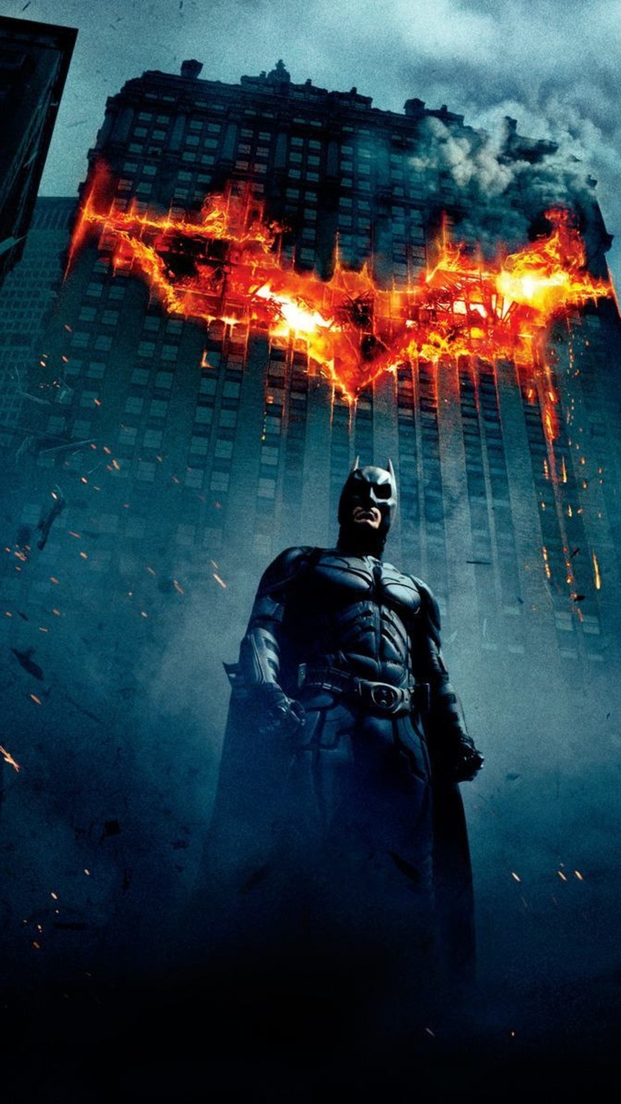 dc comics batman 3Wallpapers iPhone Parallax Dc Comics Batman