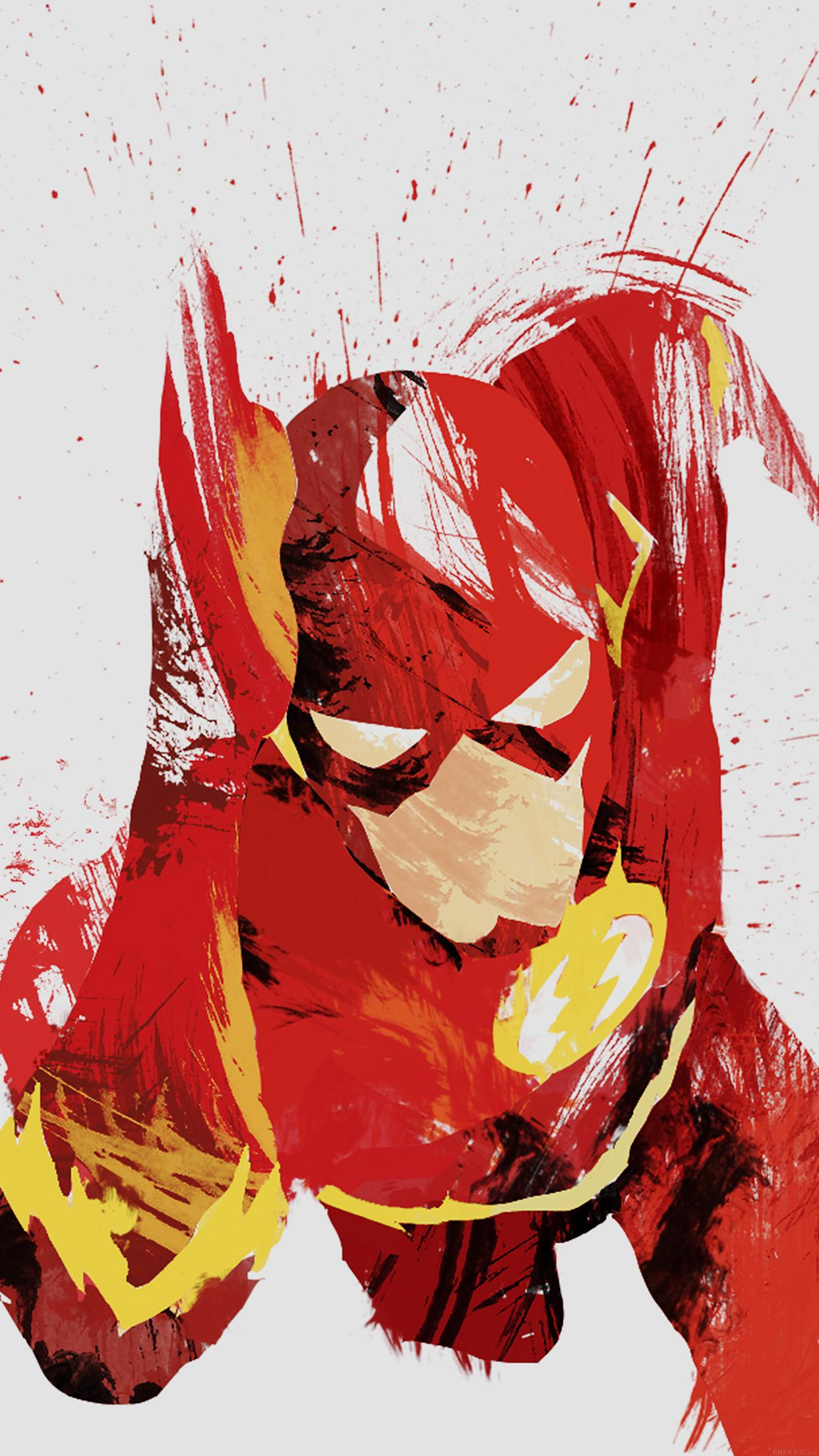 Dc comics flash wallpaper for iphone x 8 7 6 free - Superhero iphone wallpaper hd ...