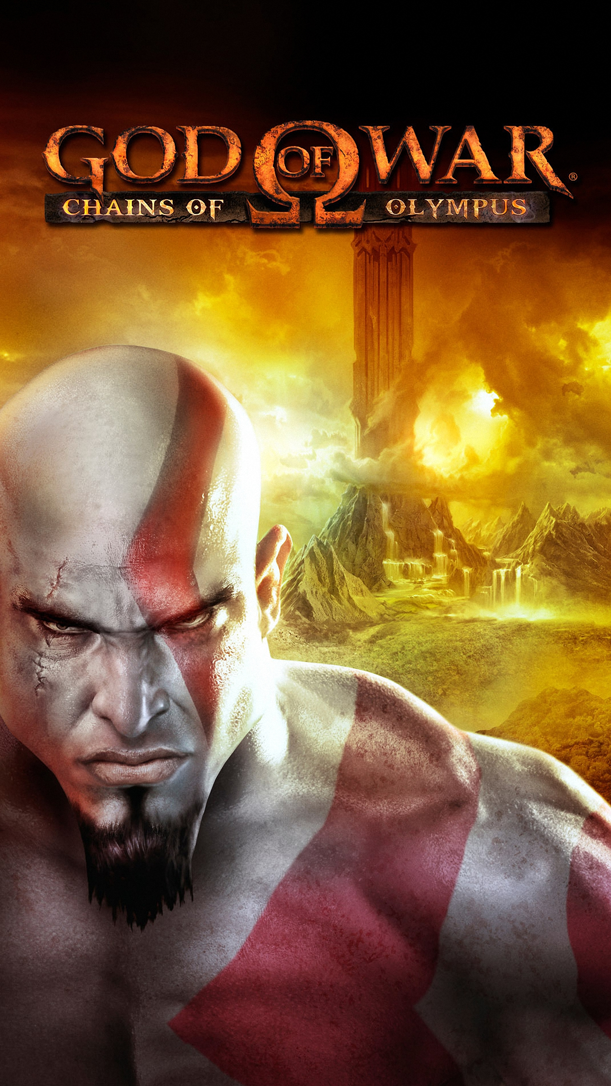 god of war chains of olympus 3Wallpapers iPhone Parallax God Of War Chains Of Olympus