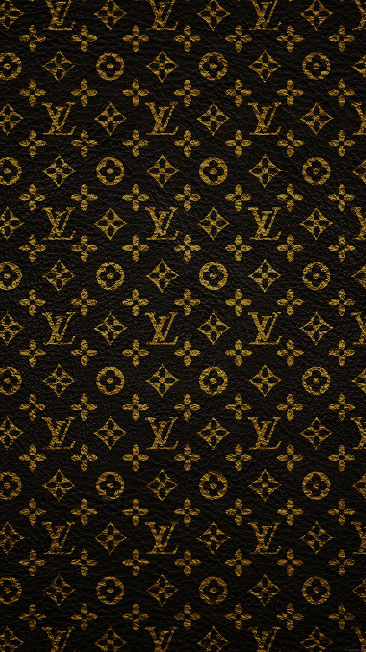 Luxury louis vuitton wallpaper for iphone x 8 7 6 for Expensive wallpaper