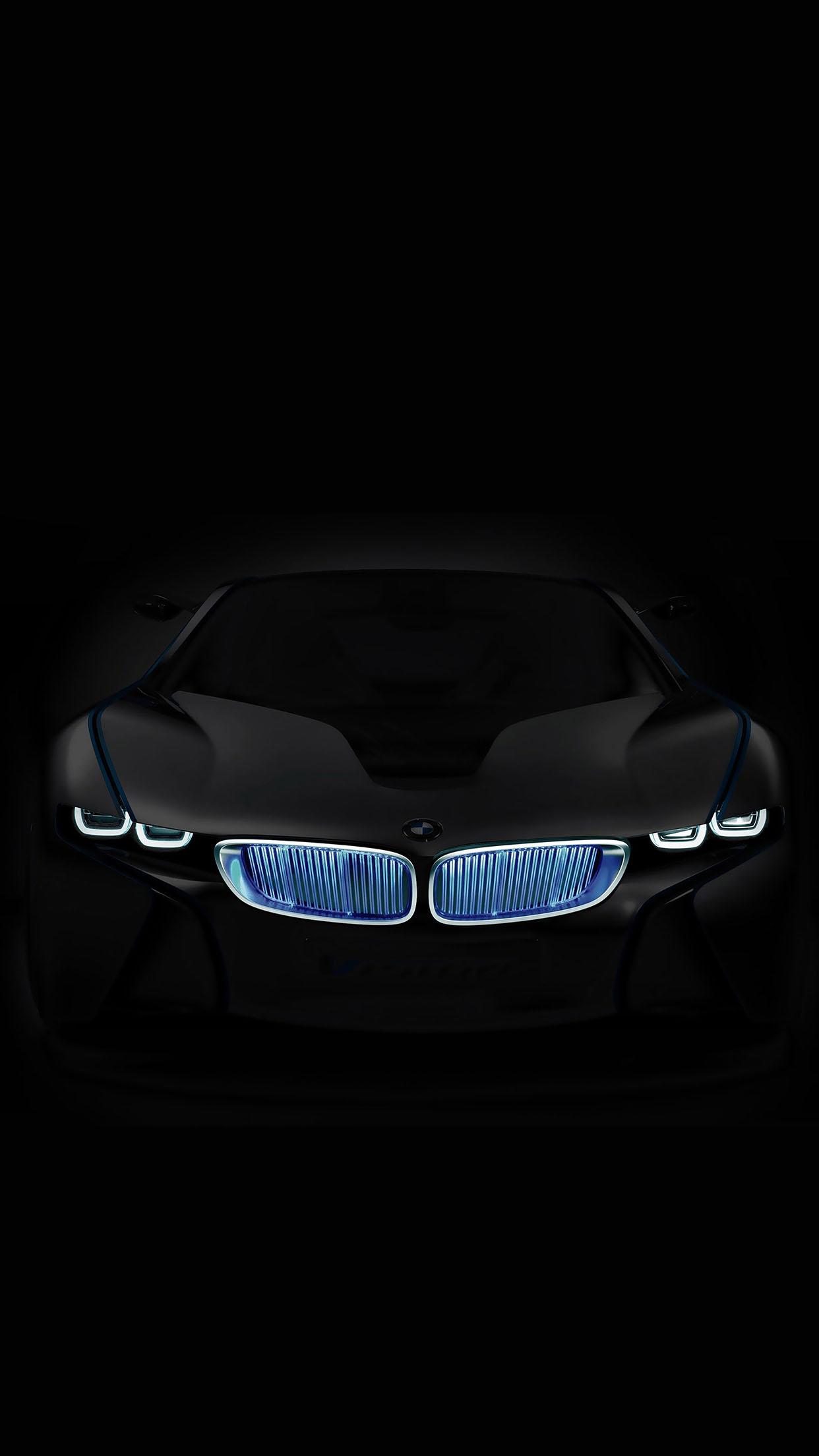 bmw dark 3Wallpapers iPhone Parallax BMW Dark