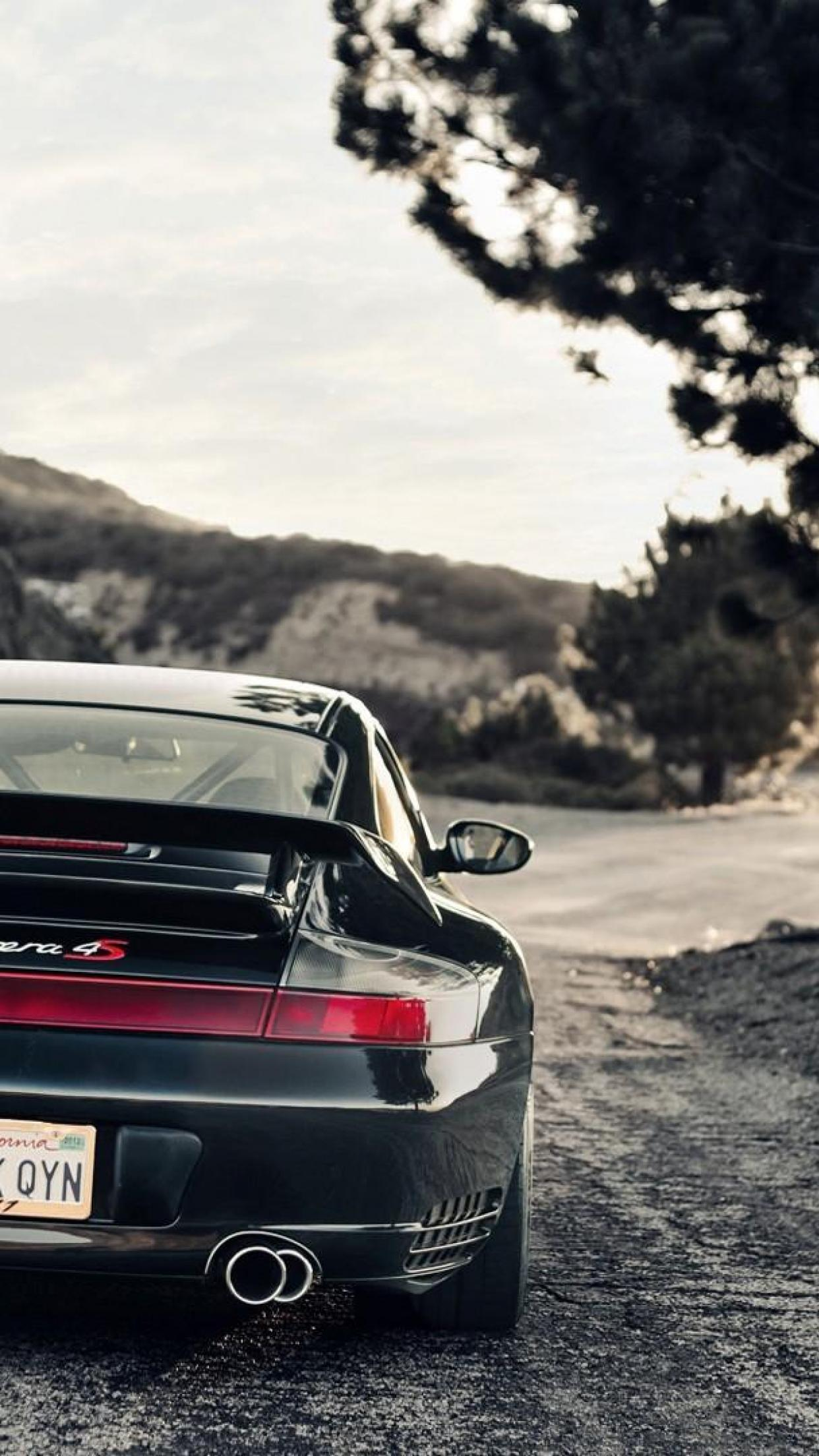 Porsche 911 Wallpaper For Iphone X 8 7 6 Free
