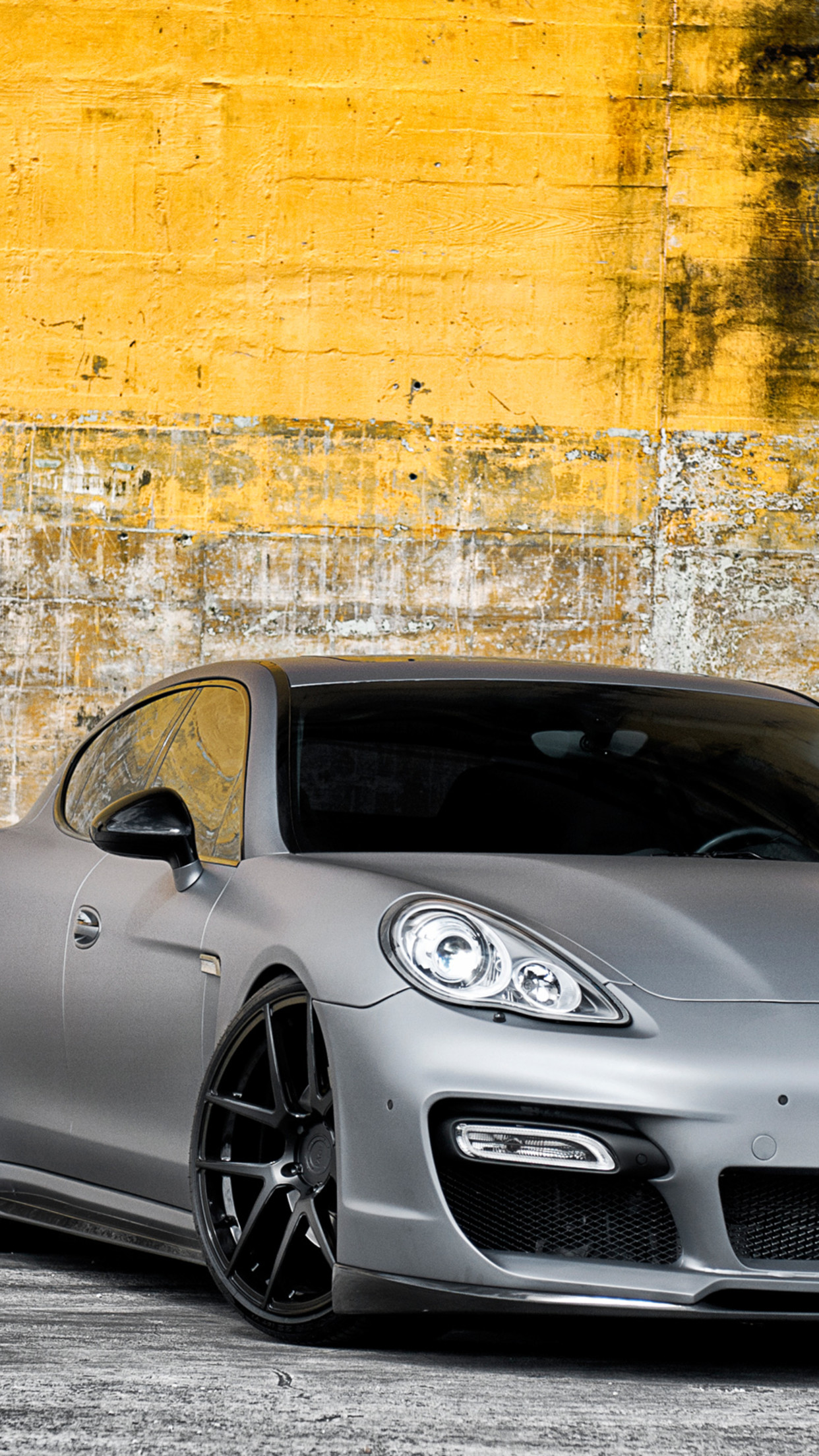 Porsche Panamera Wallpaper For Iphone X 8 7 6 Free Download On