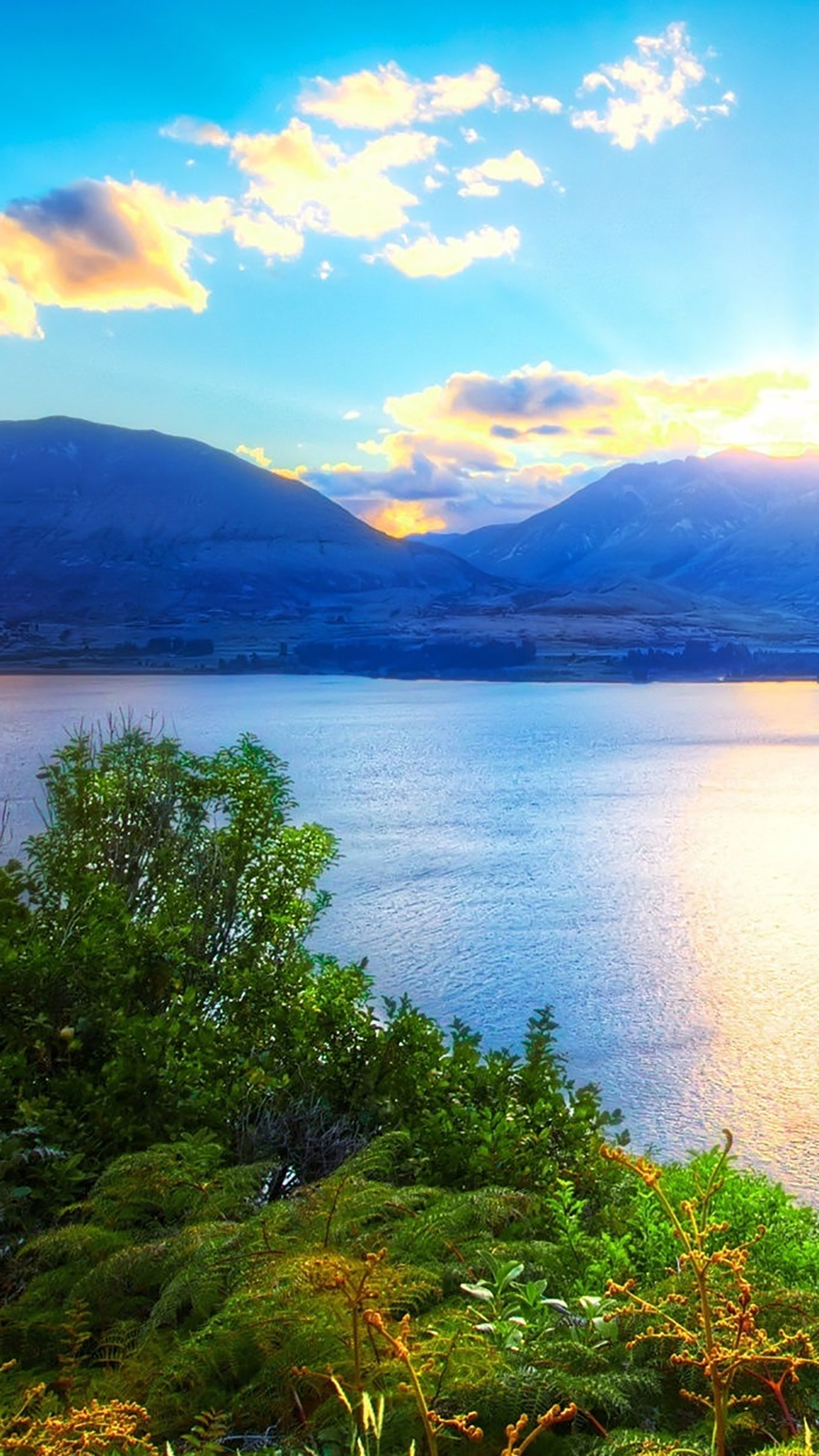 Landscapes Lake 3Wallpapers iPhone Parallax Landscapes Lake