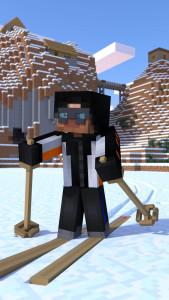 Minecraft 2 3Wallpapers iPhone Parallax 169x300 Minecraft (2)