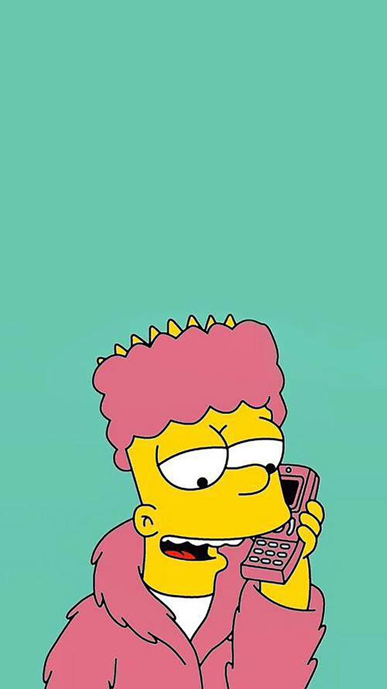 Симпсоны голие картинки барта 20 фотография